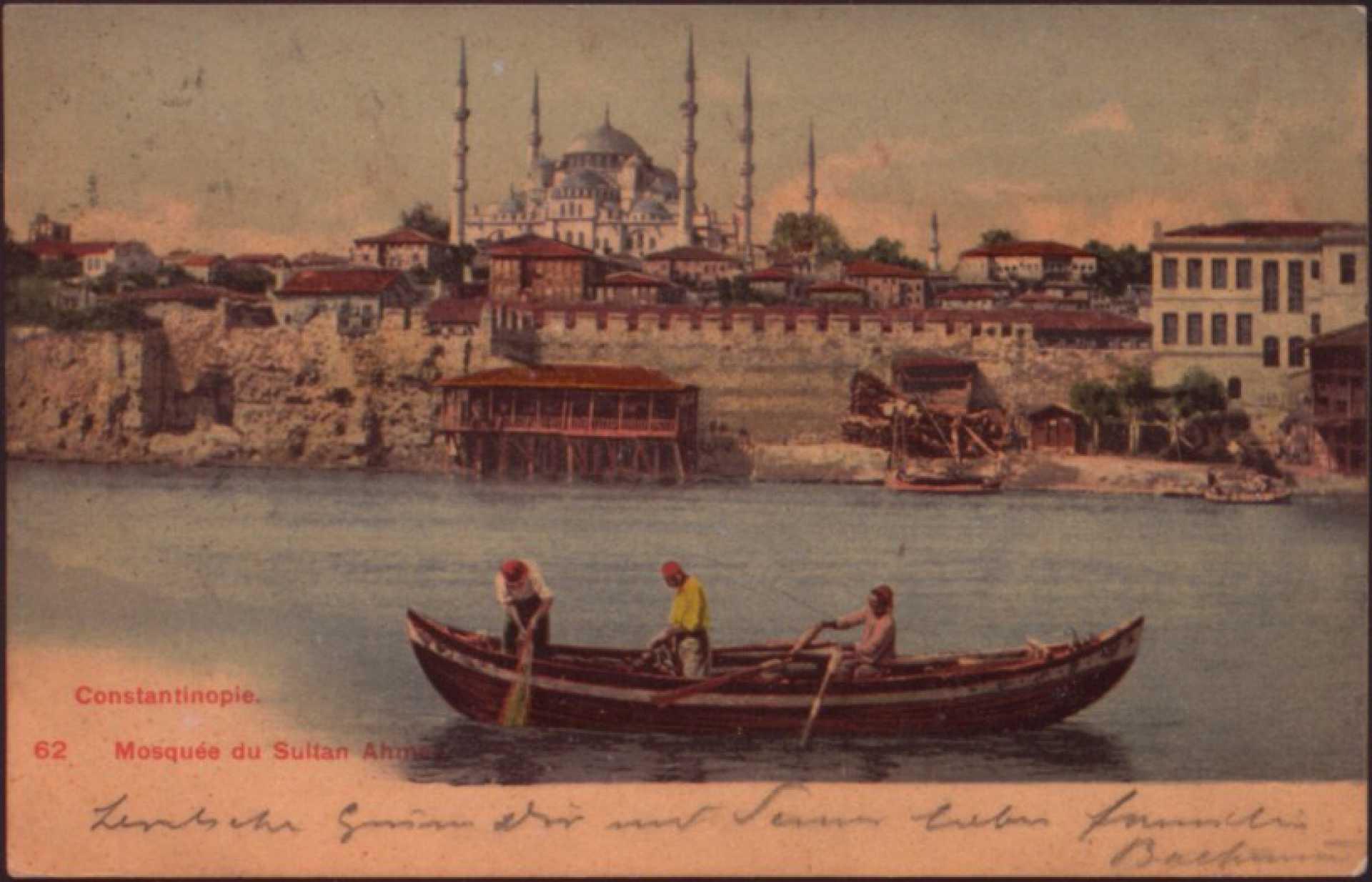 Mosquee du Sultan Ahmed