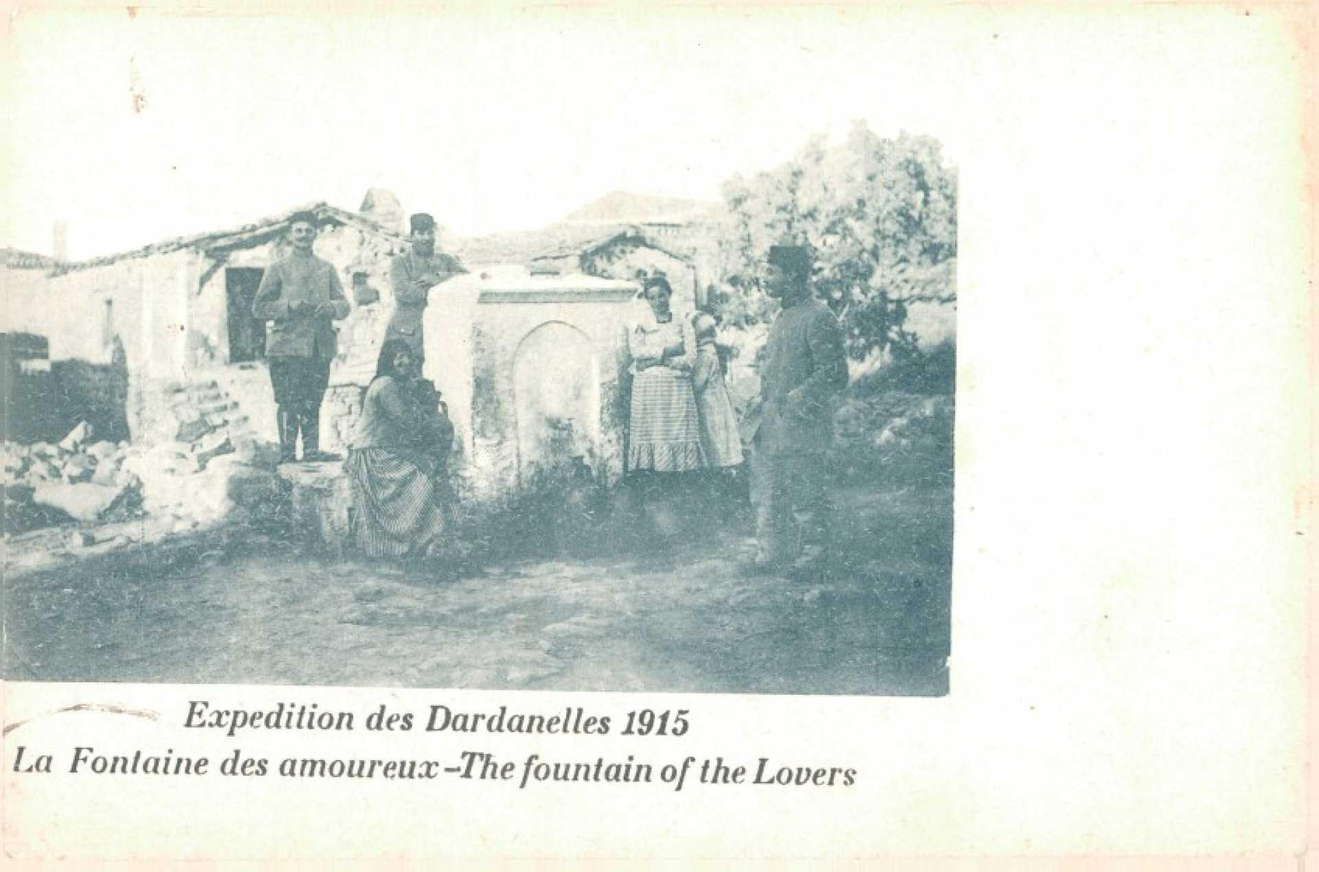 Expedition des Dardanelles 1915
