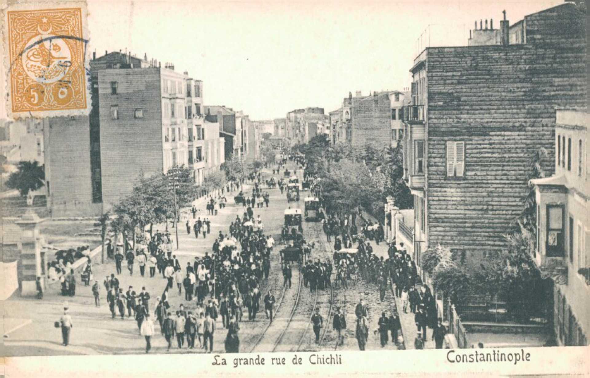 La grande rue de Chichli
