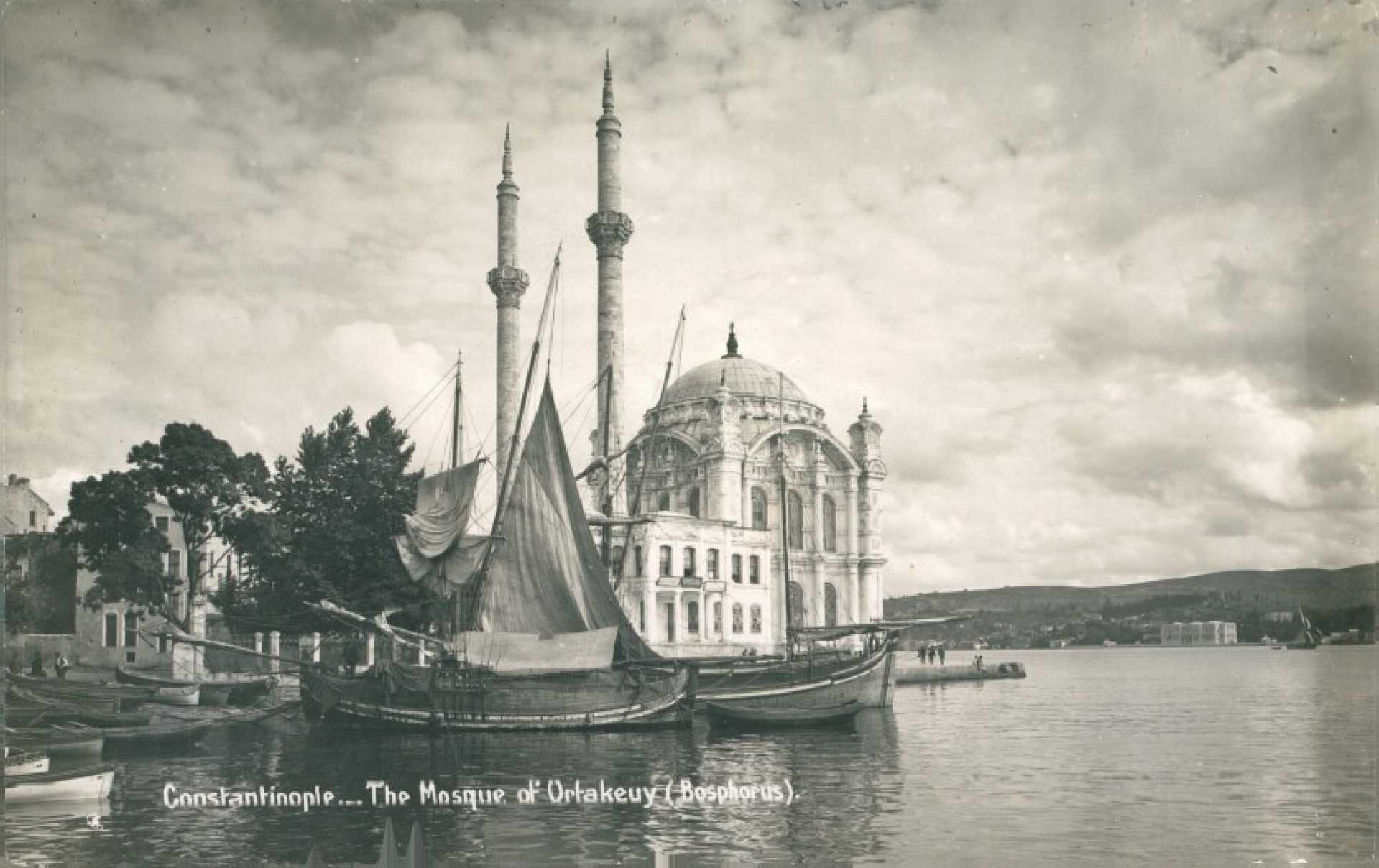 The mosque of Ortakeuy