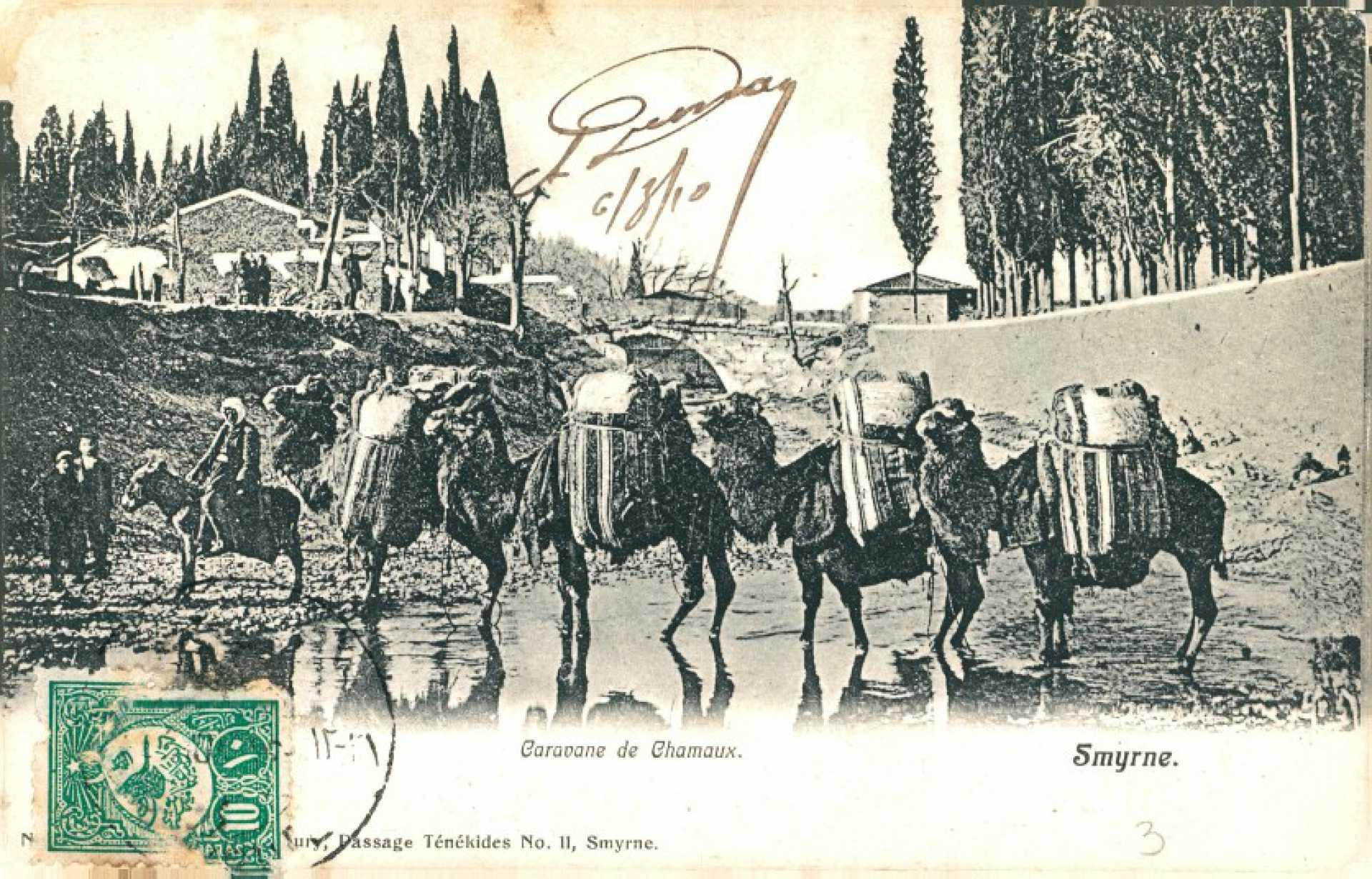 Caravane de Chamaux