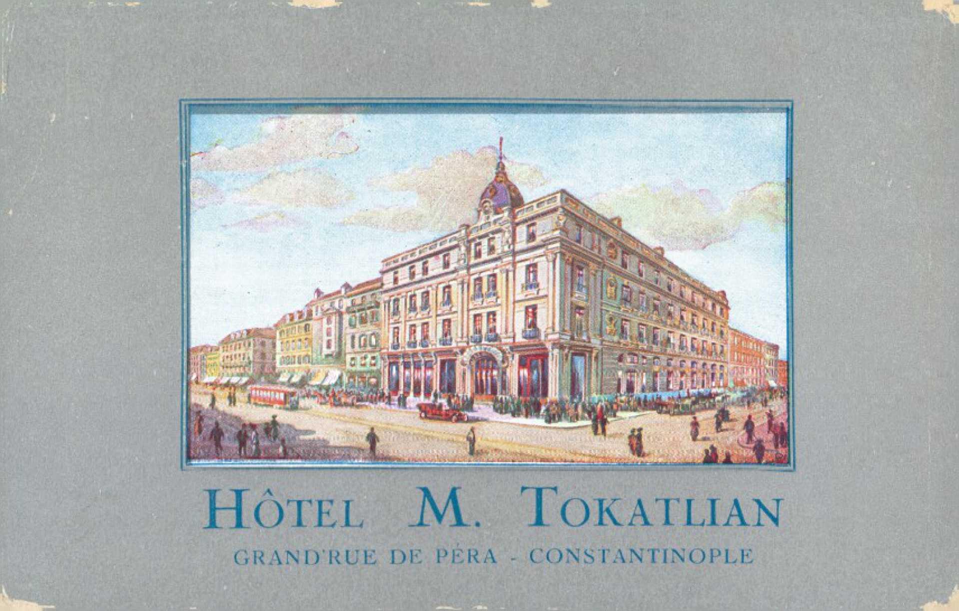 Hotel M. Tokatlian