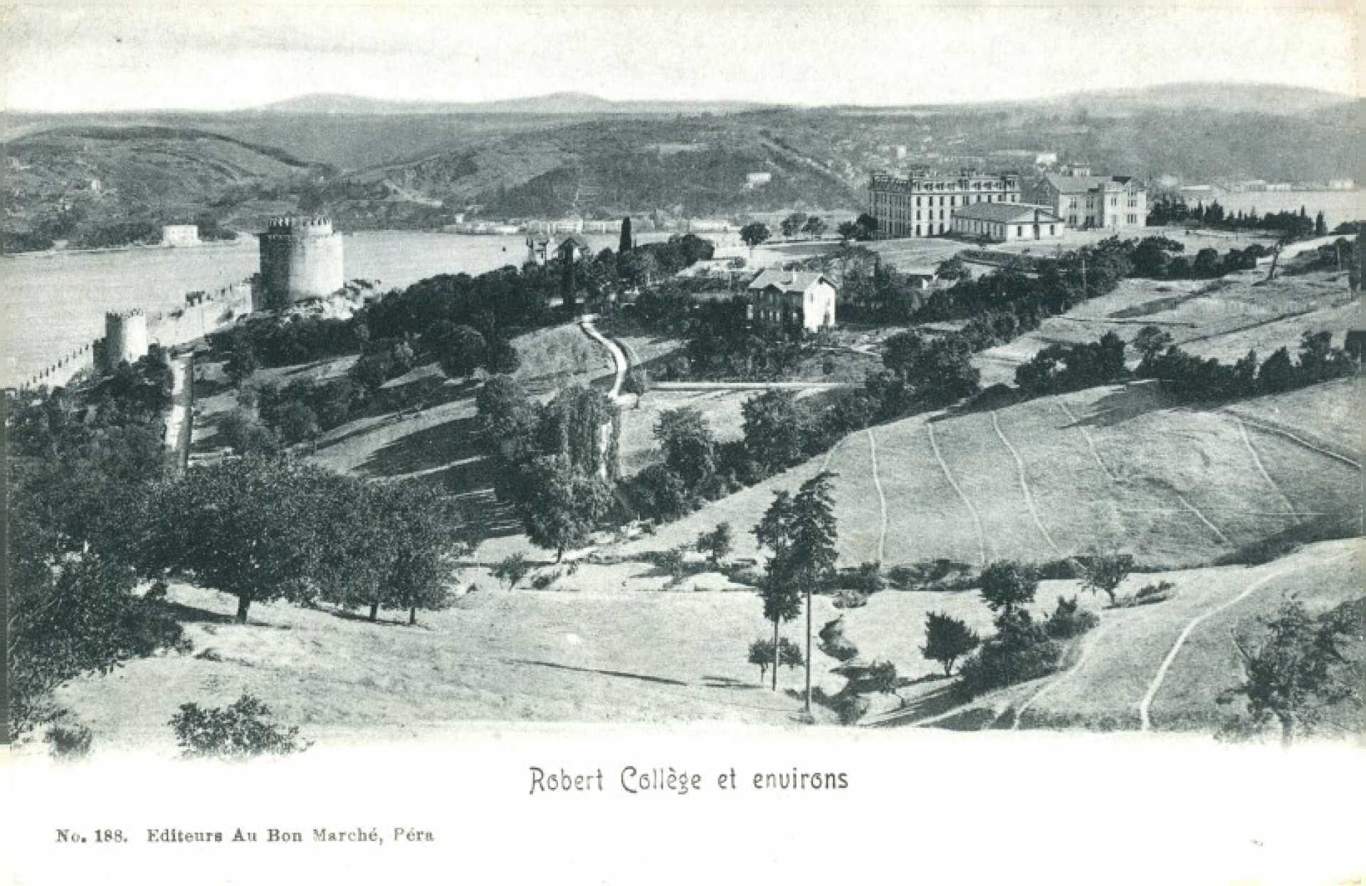 Robert College et environs
