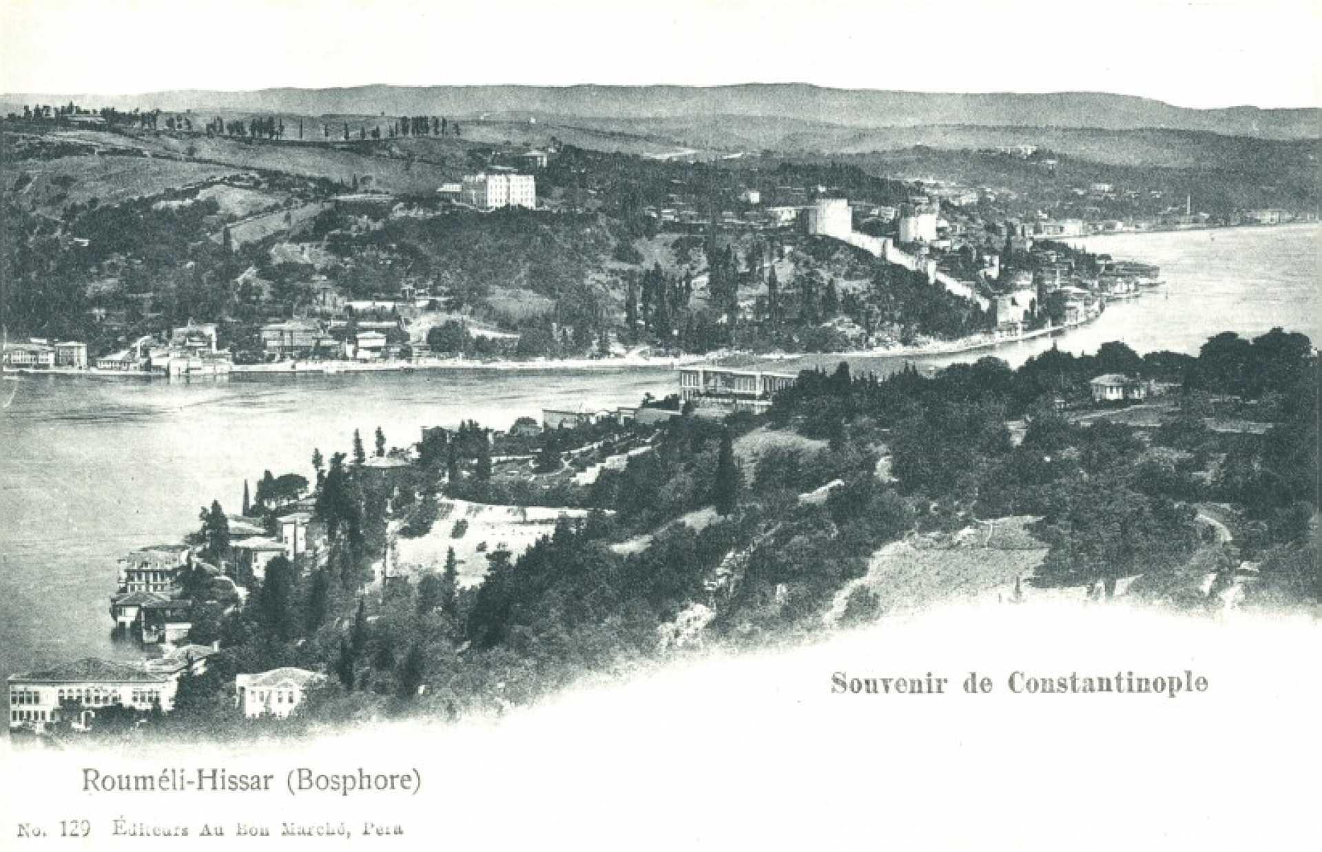 Roumeli-Hissar (Bosphore)
