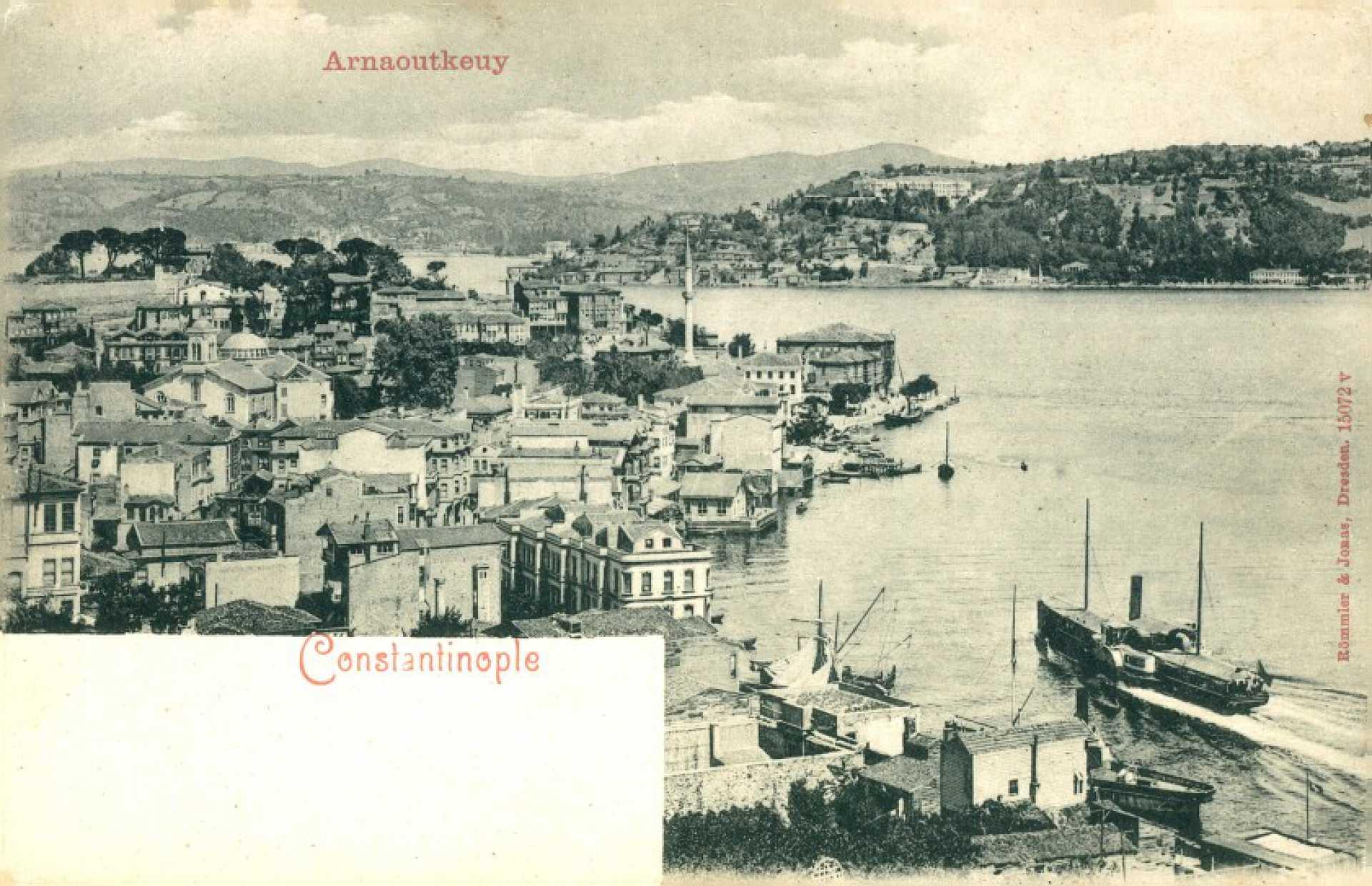 Arnaoutkeuy