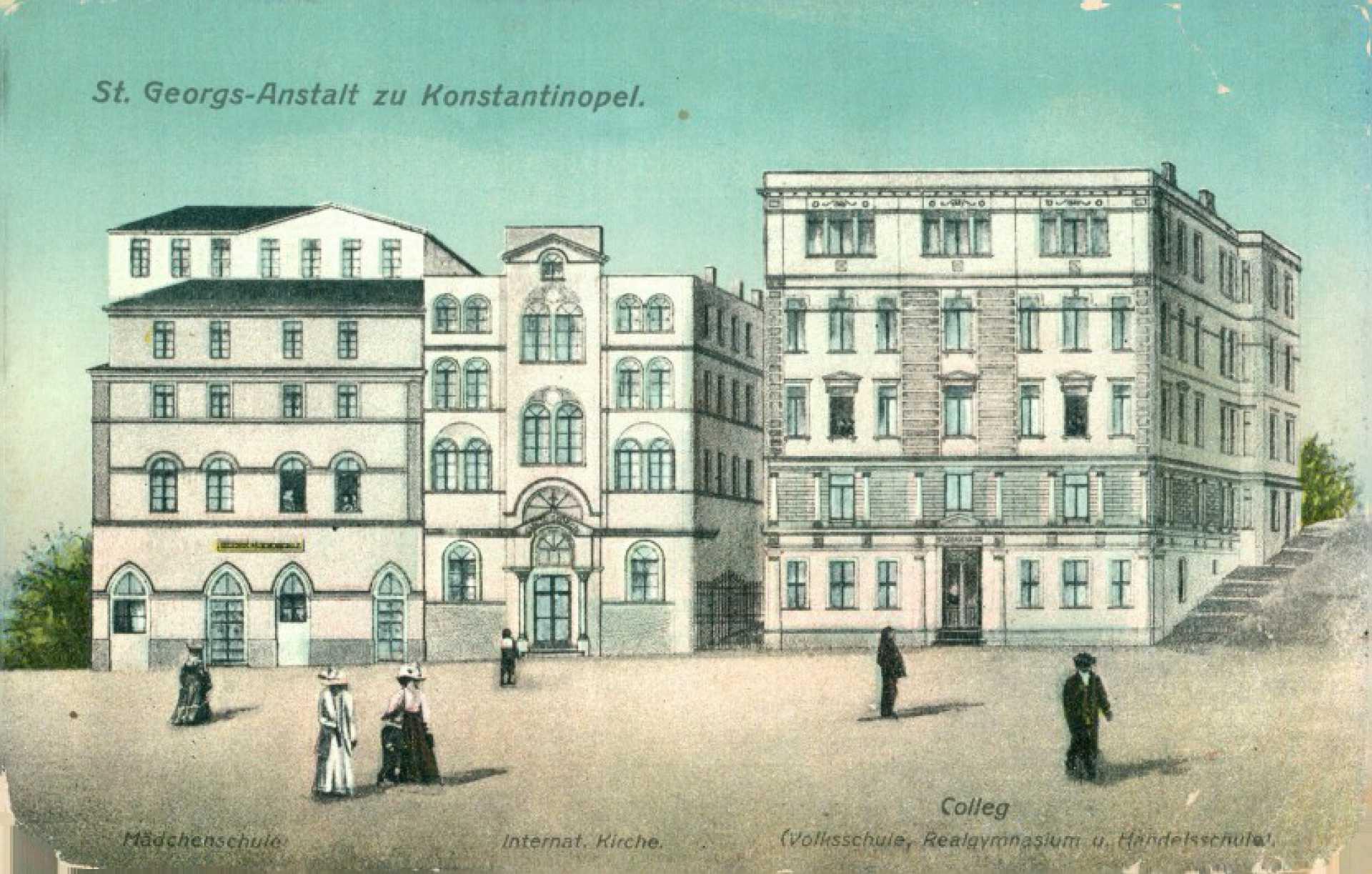 St. Goergs-Anstalt zu Konstantinopel