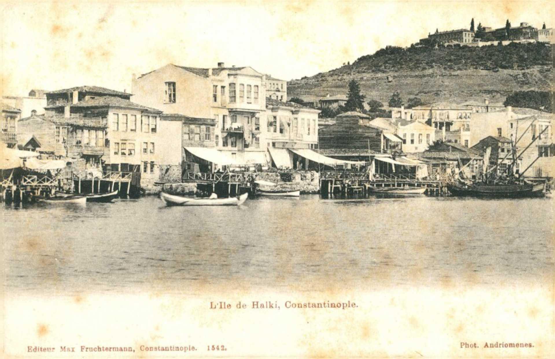 L'Ile de Halki