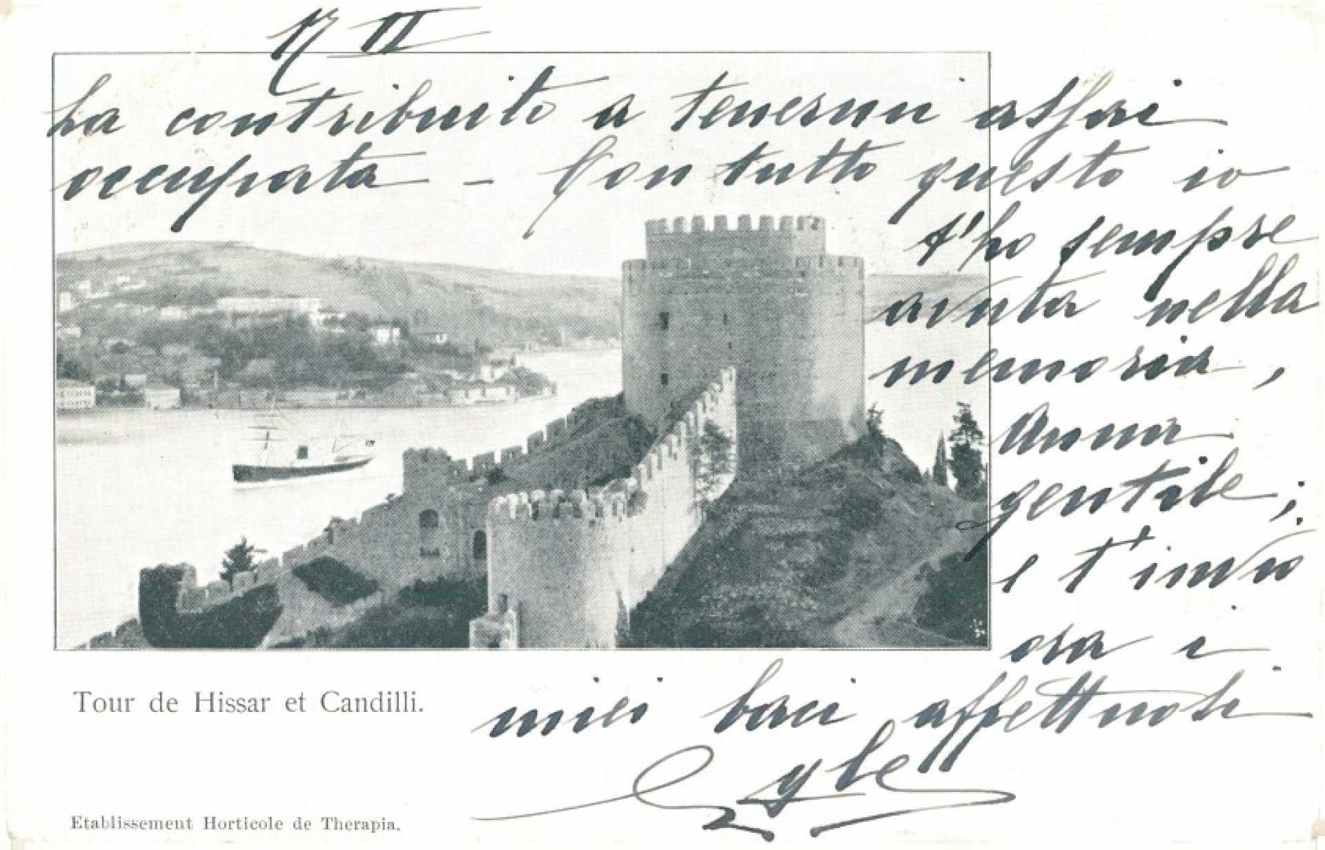 Tour de Hissar et Candilli