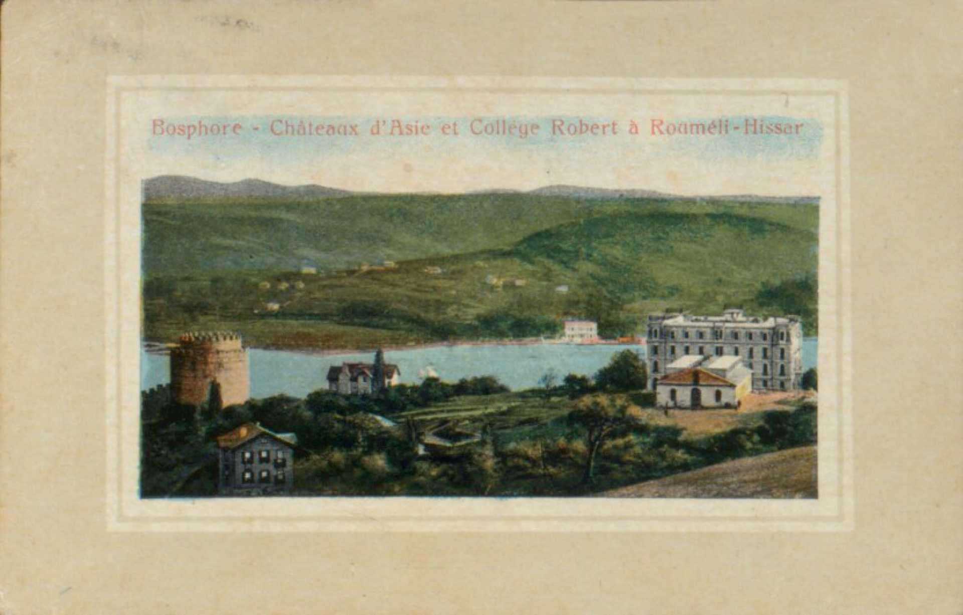 Chateaux d'Asie et College Robert a Roumeli – Hissar