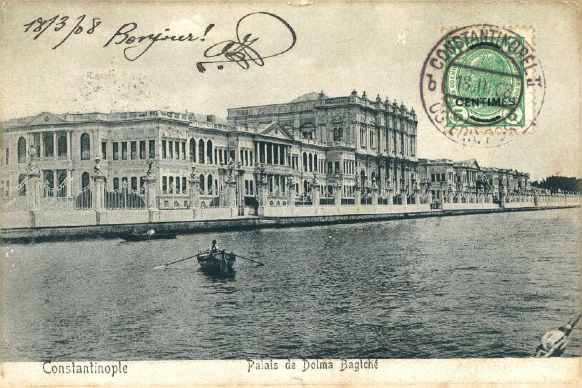 Palais de Dolma Bagtche