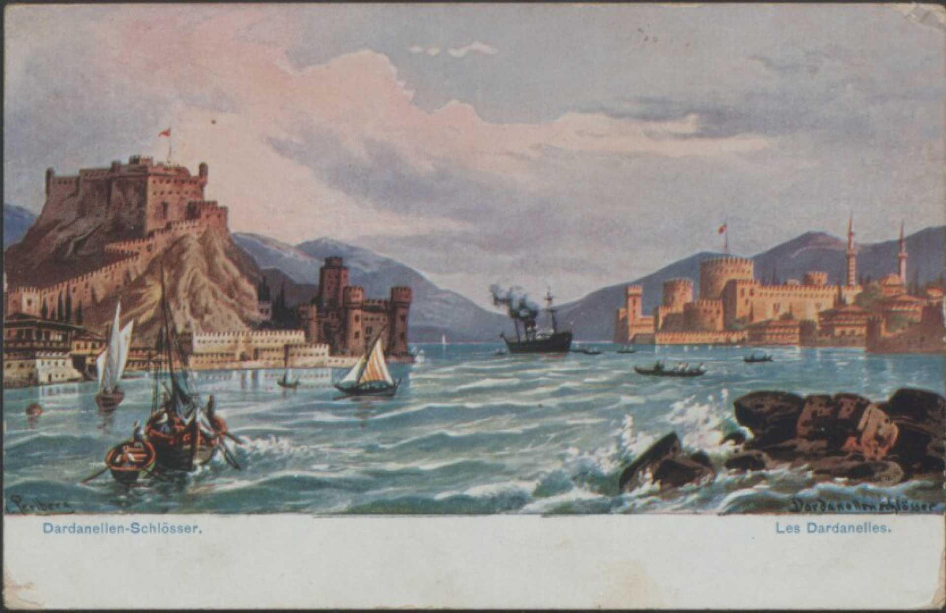 Dardanelles (Canakkale)