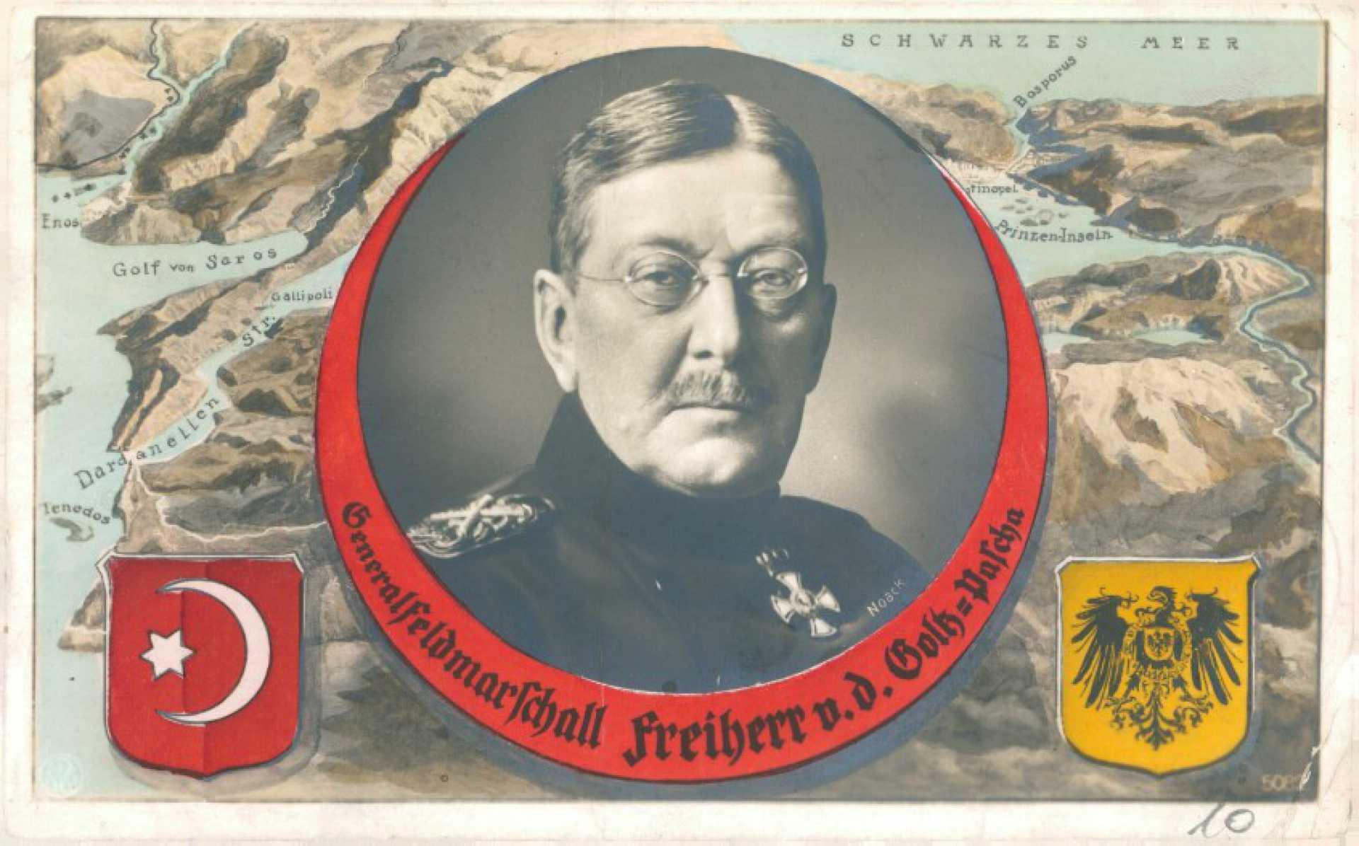 Generalfeldmartchall Freiherr v.d. Golf-Polcha