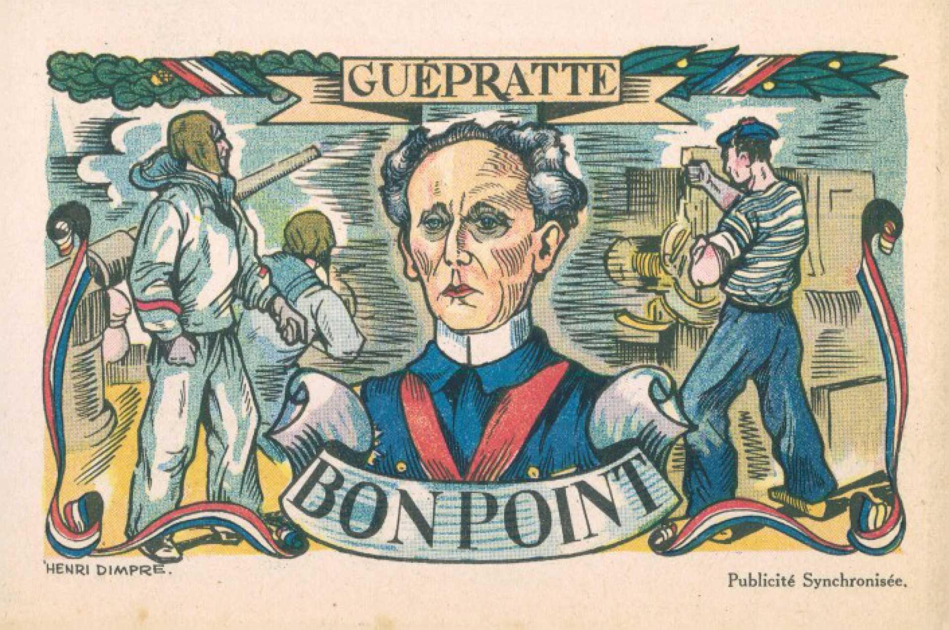 Guepratte. Bonpoint