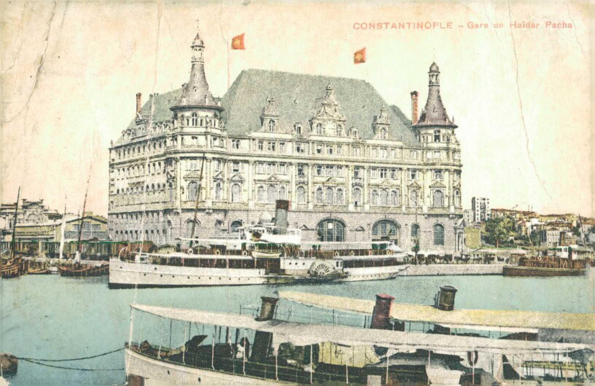 Gare de Haidar Pacha