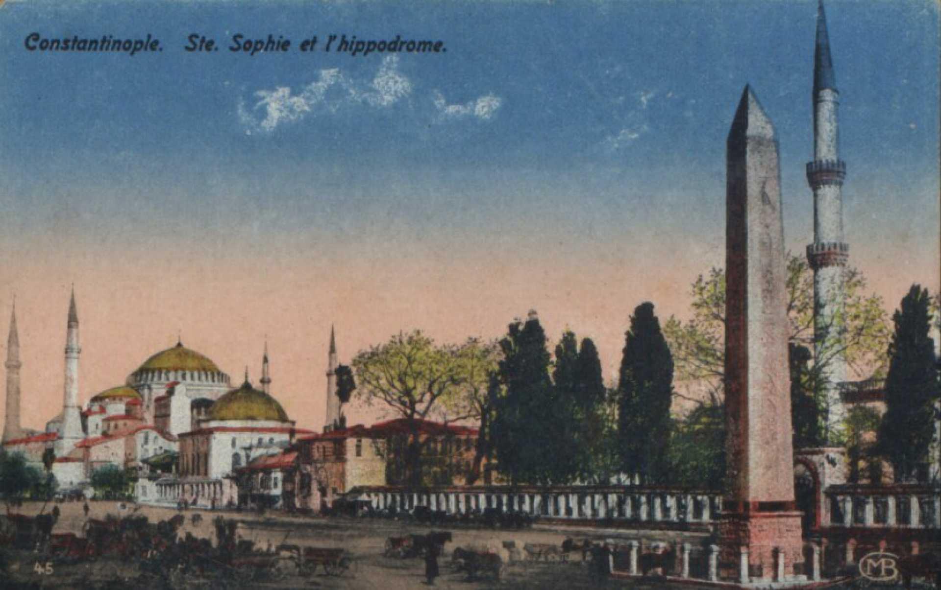 Ste. Sophie et l'hippodrome