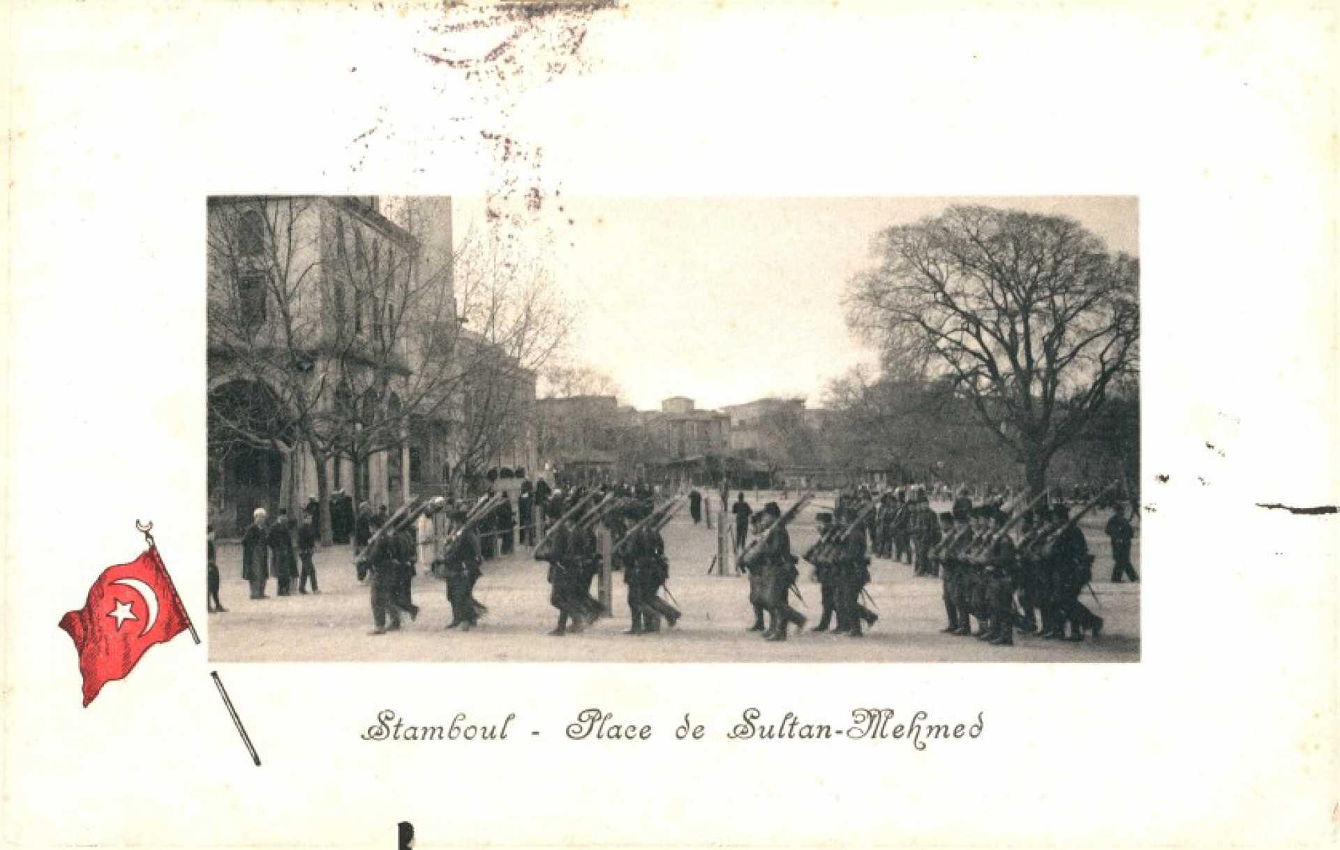 Place de Sultan-Mehmed
