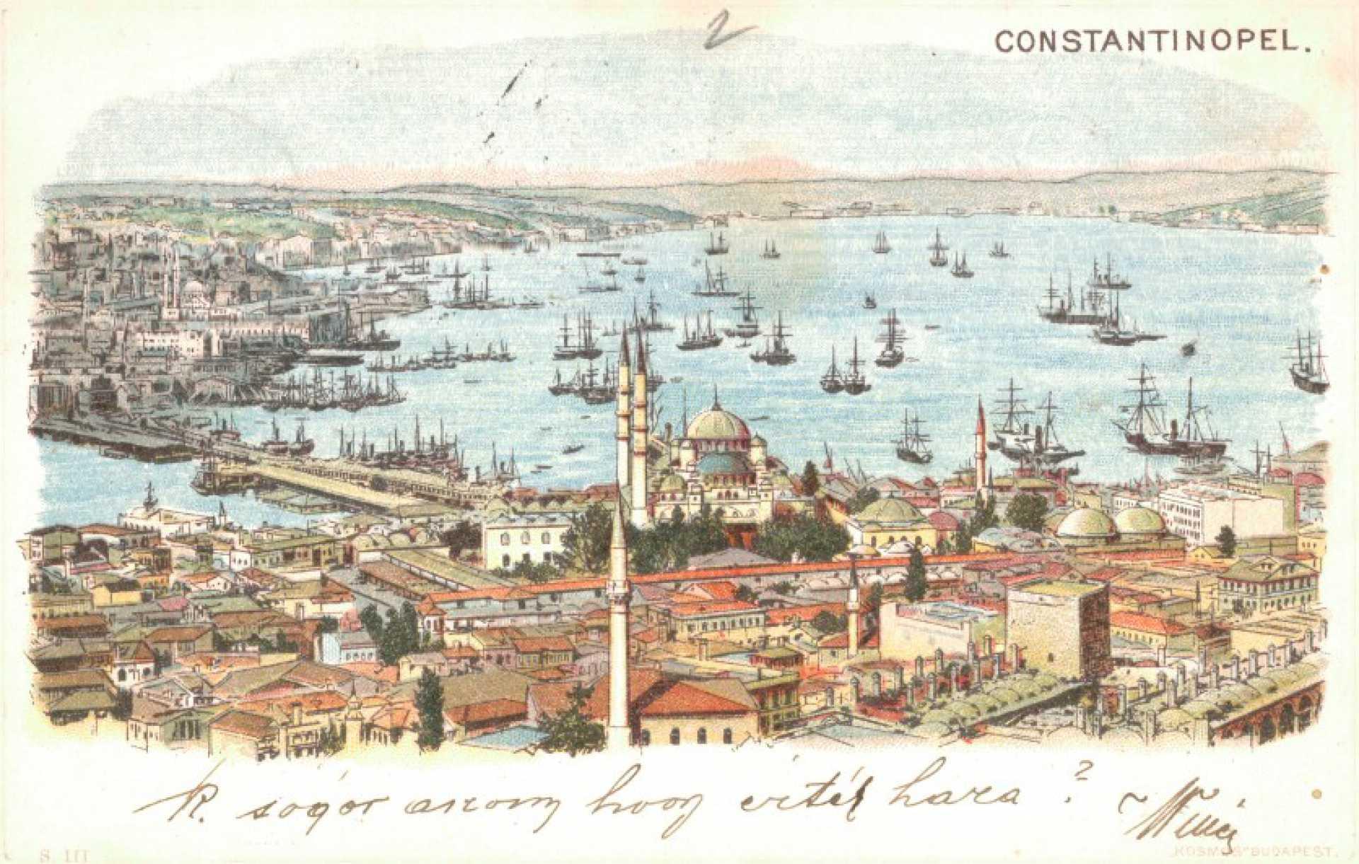 Constantinopel