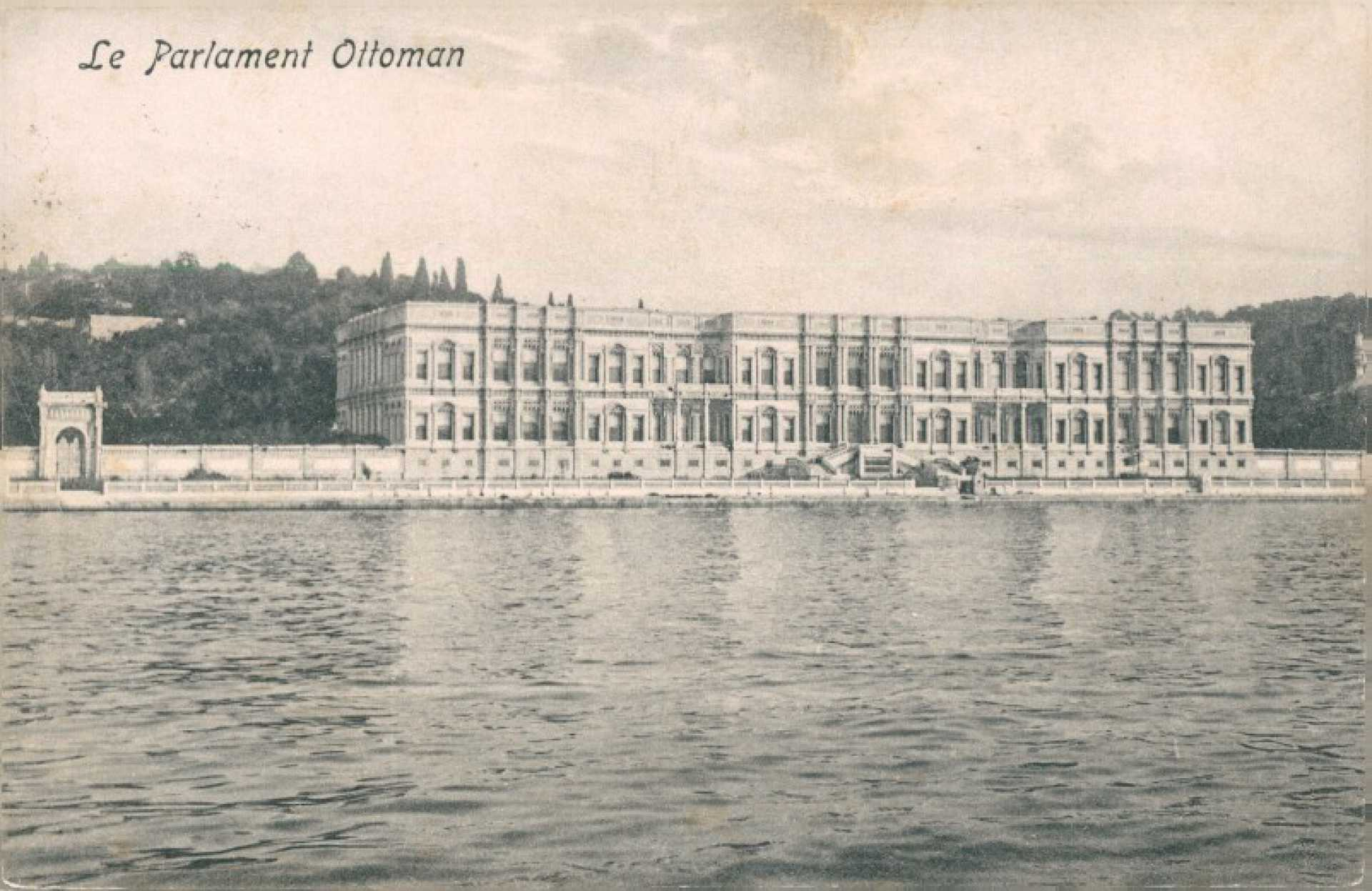 Le Parlament Ottoman