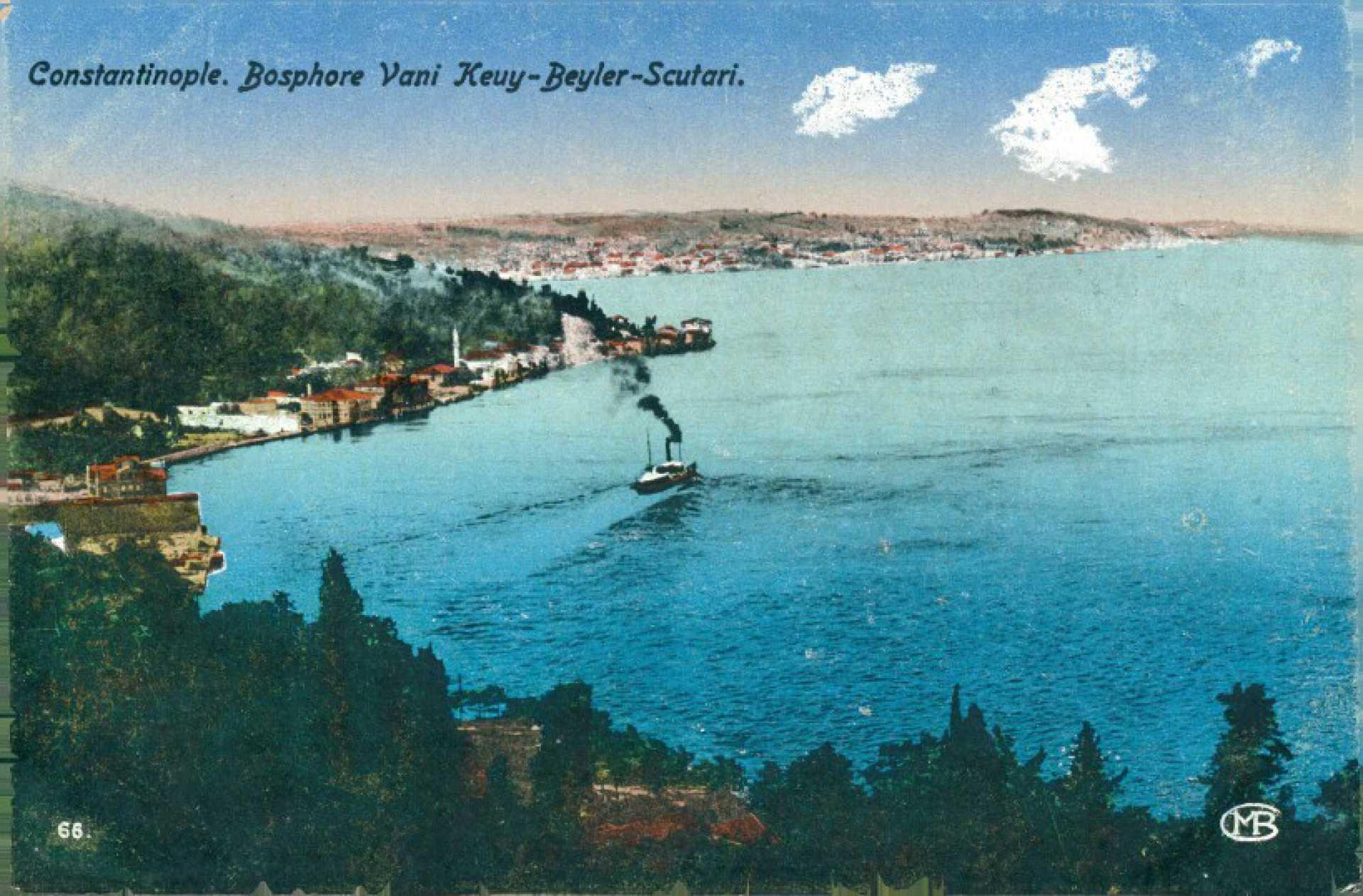 Bosphore Vani Keuy-Beyler-Scutari.