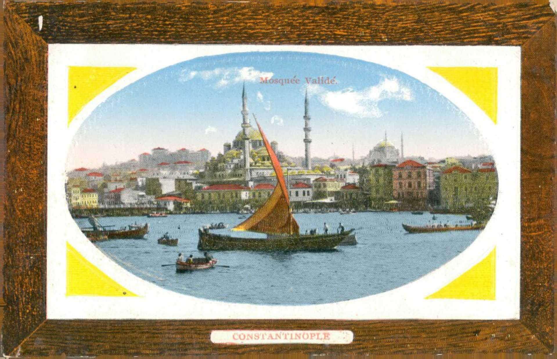 Mosquée Validé