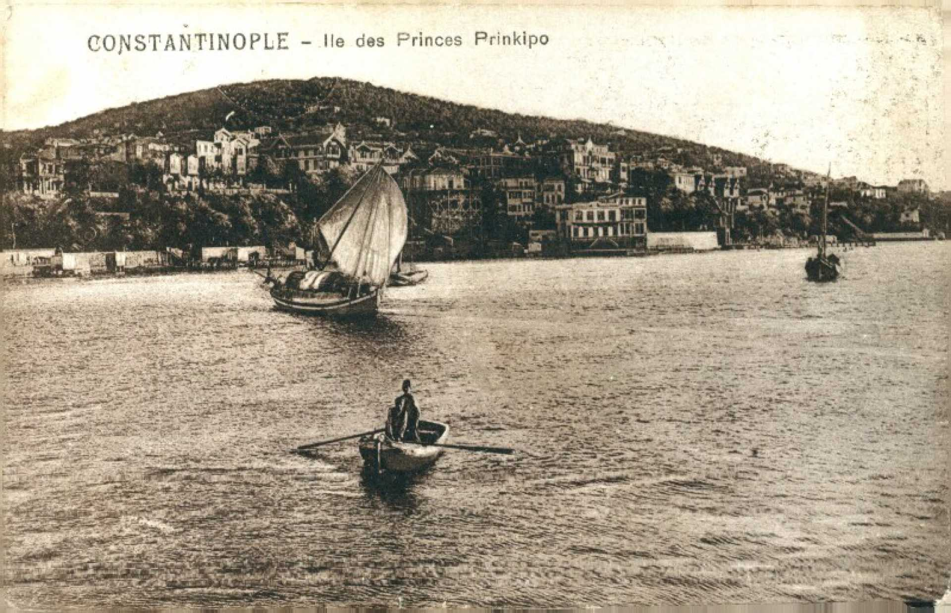 İle des Princes Prinkipo