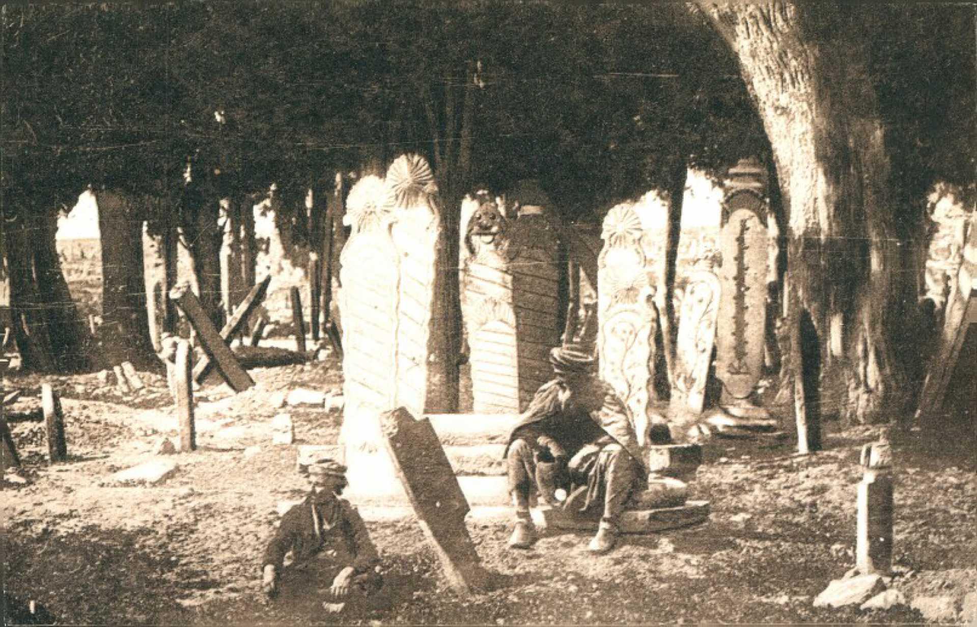 Cimetière turc