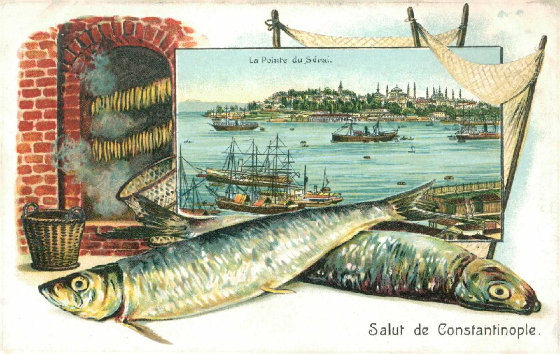 La Poınte du Serai