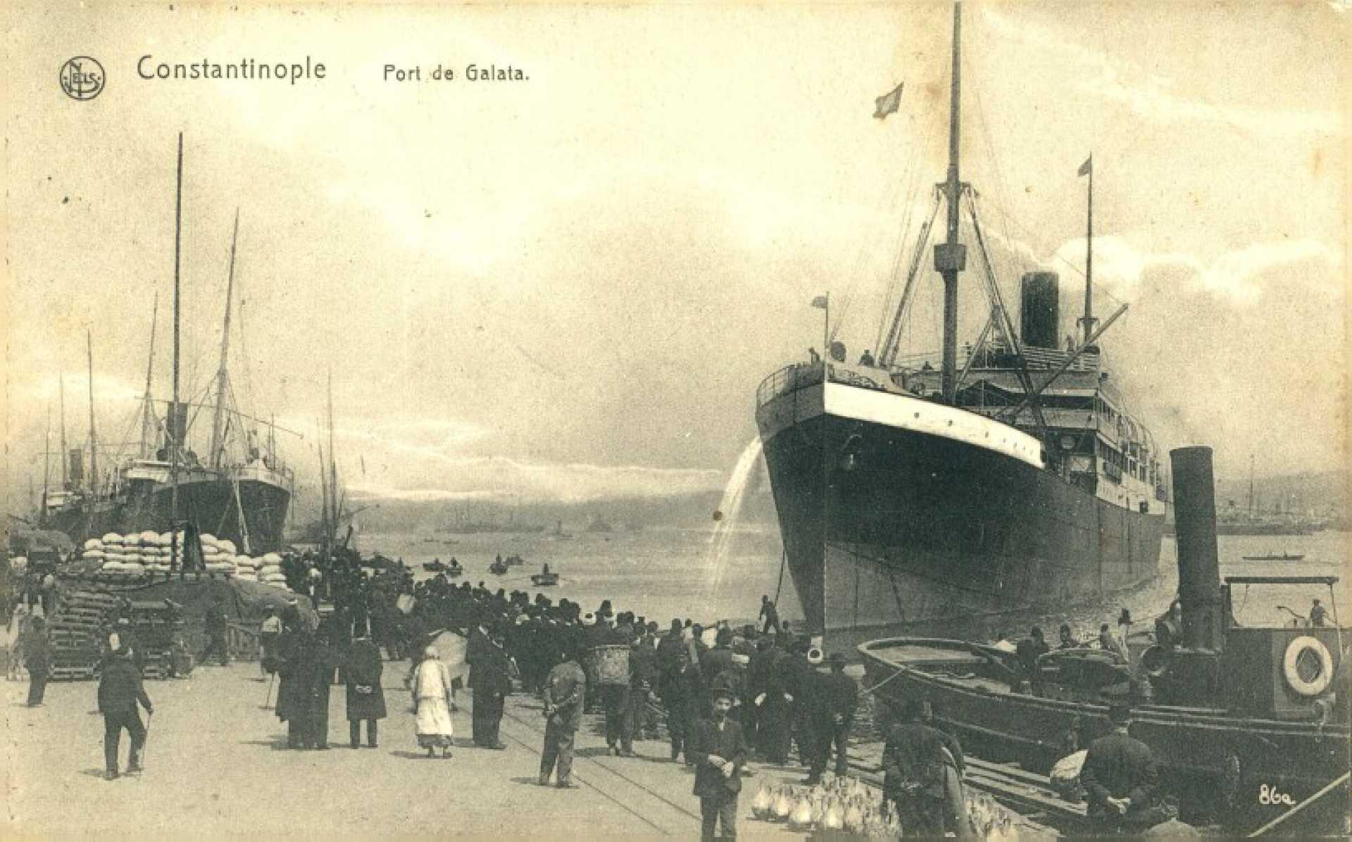 Port de Galata
