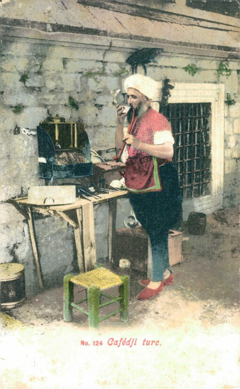 Cafedji turc