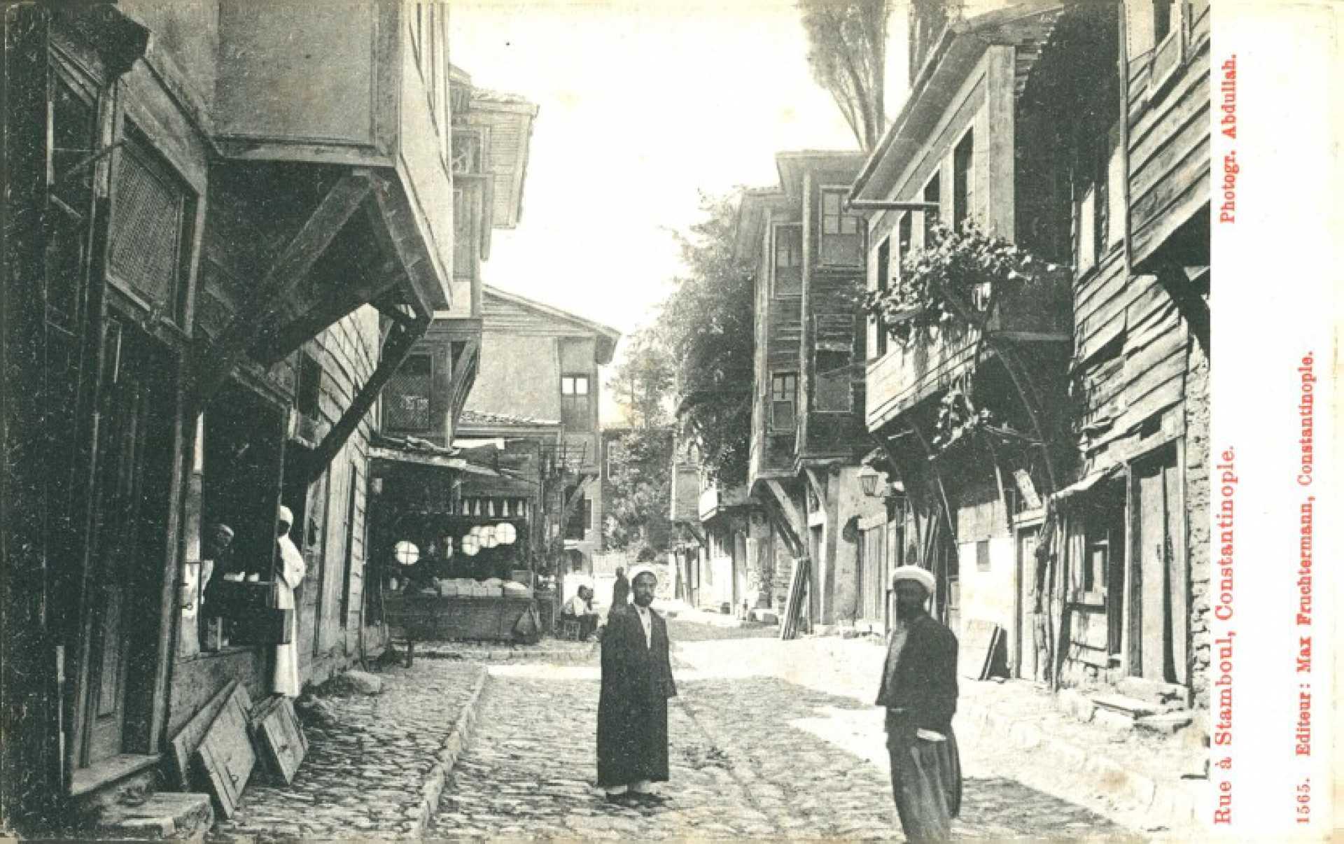 Rue a Stamboul