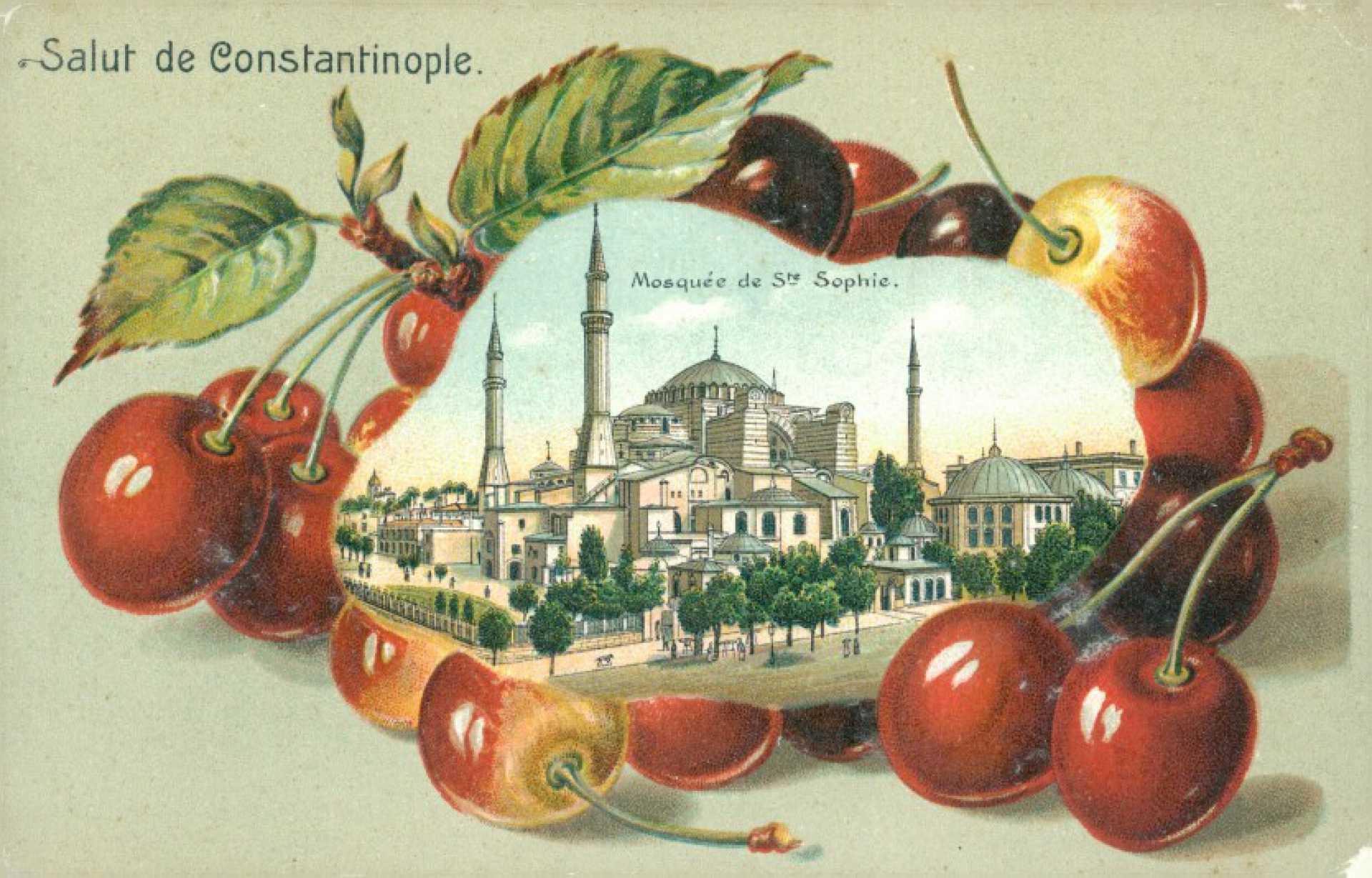 Mosquee de Ste. Sophie