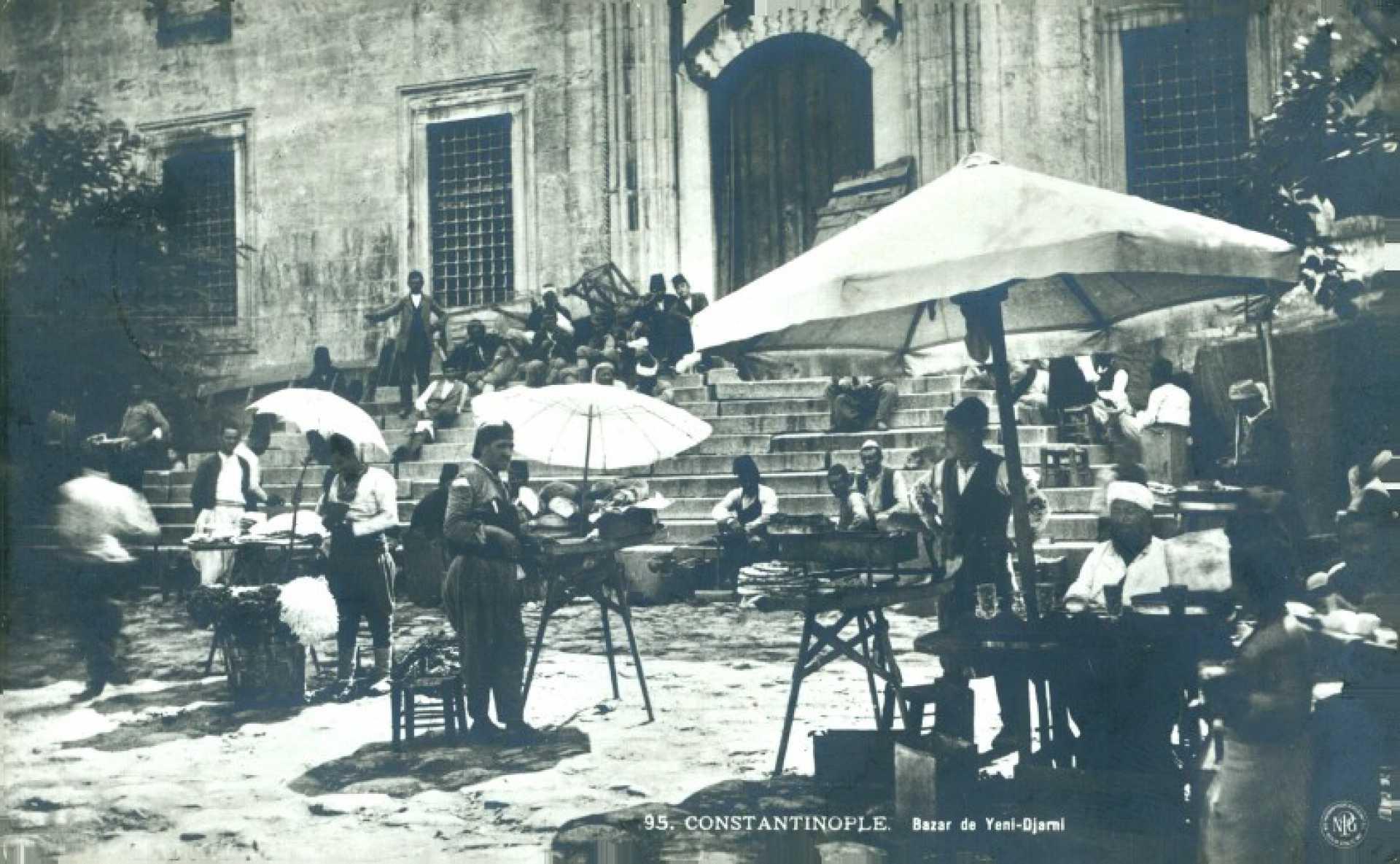 Bazar de Yeni-Djami