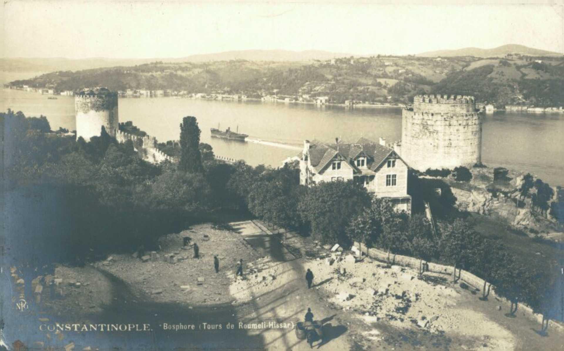 Bosphore (Tours de Roumeli-Hissar)