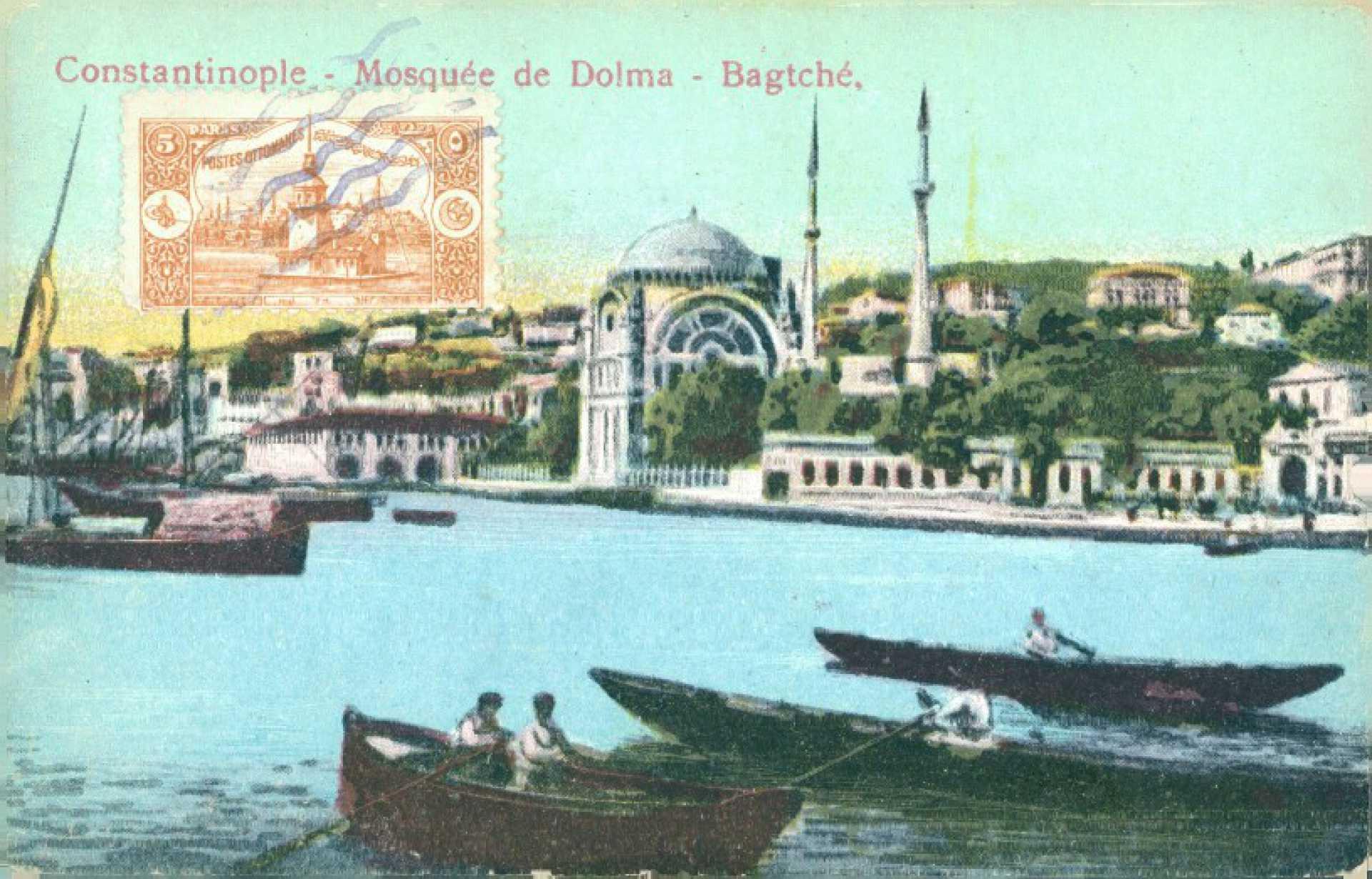 Mosquee de Dolma – Bagtche