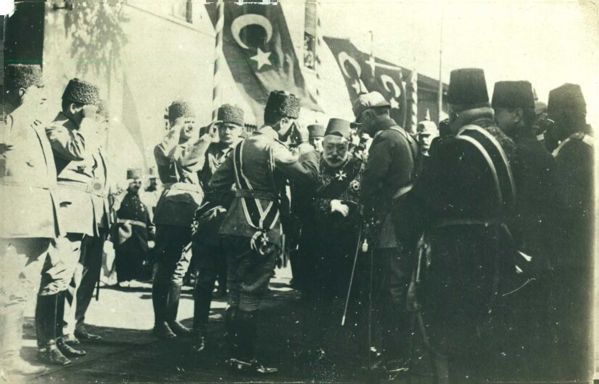 Meeting Sultan