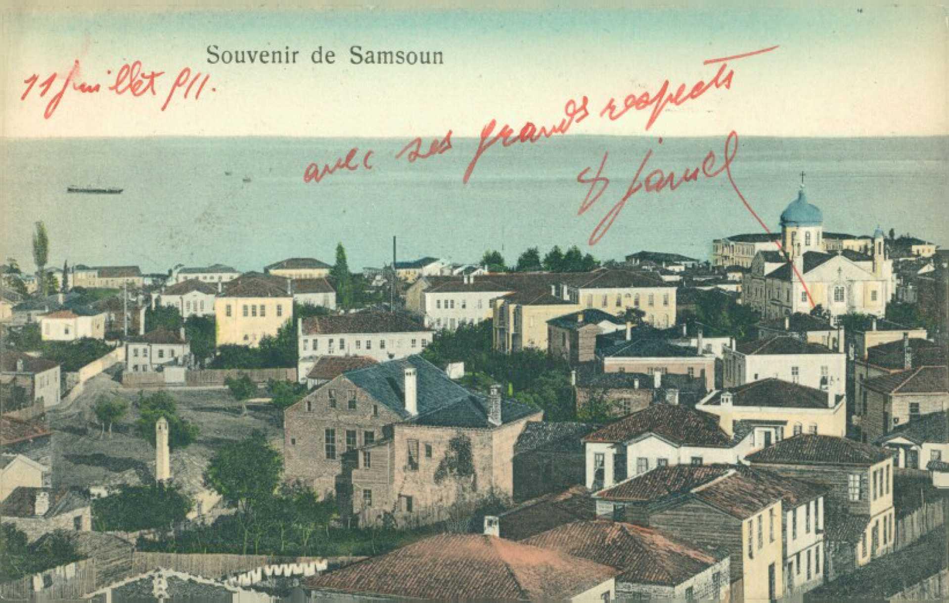 Souvenir de Samsoun