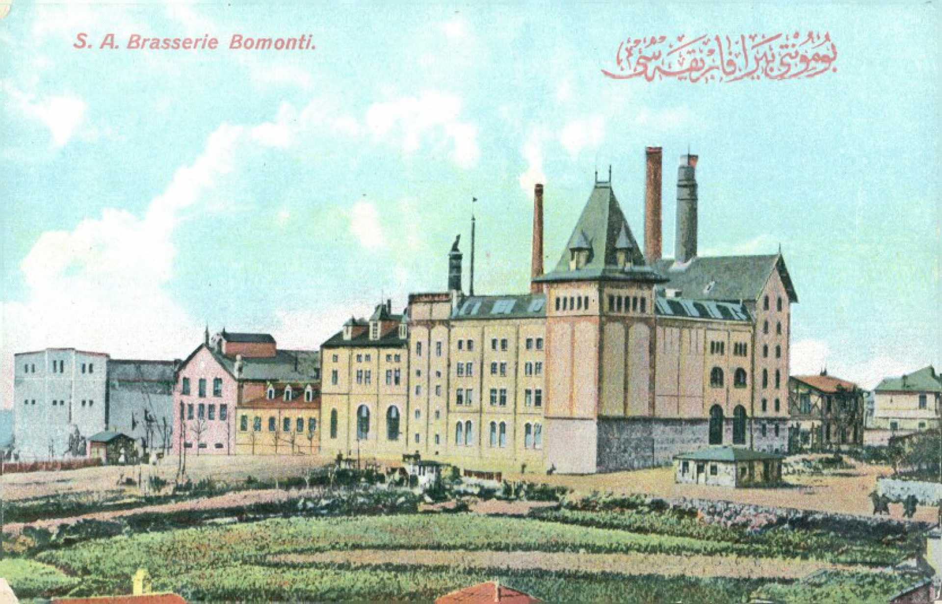 S. A. Brasserie Bomonti