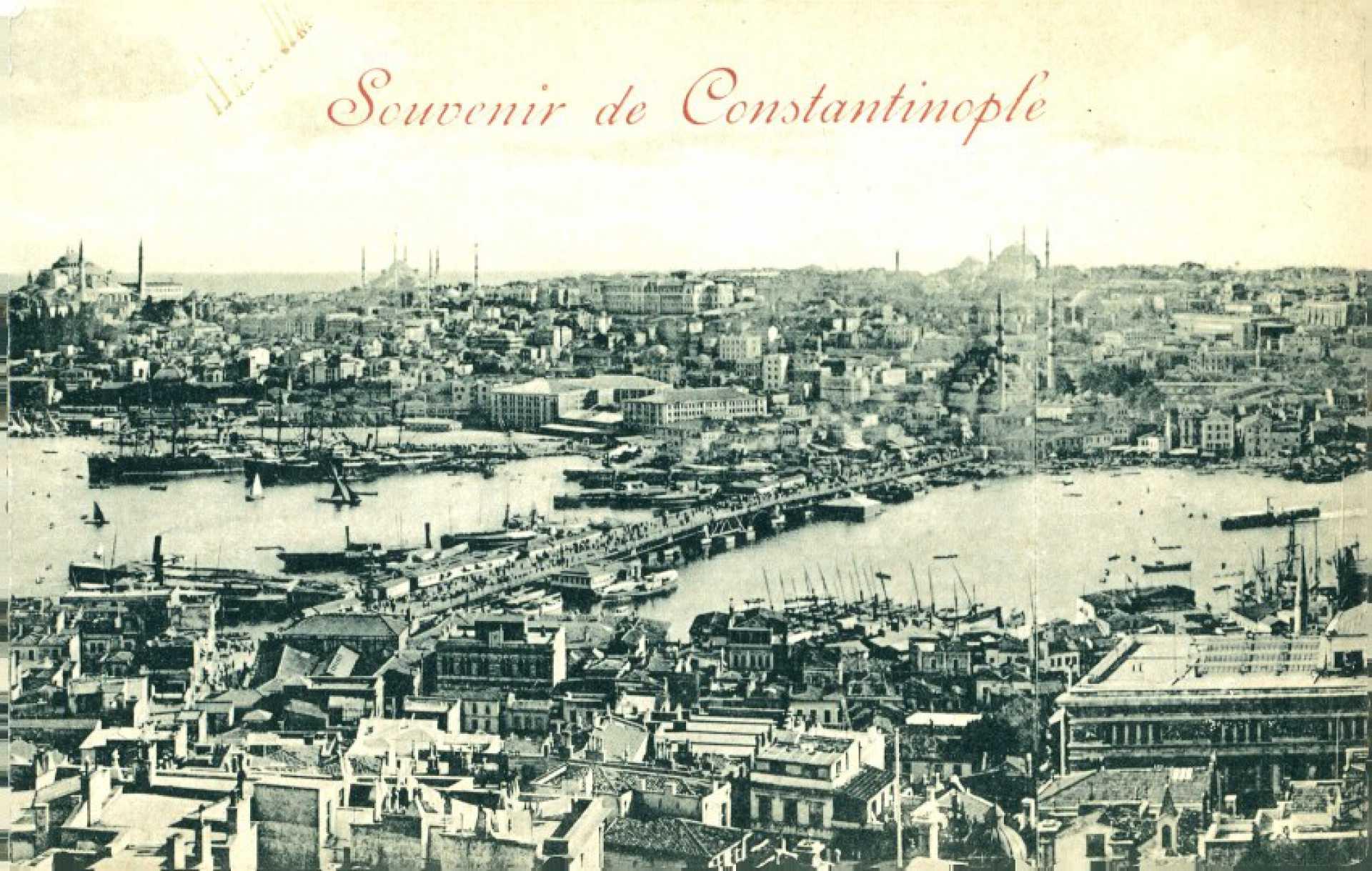 Souvenir de Constantinople (1)
