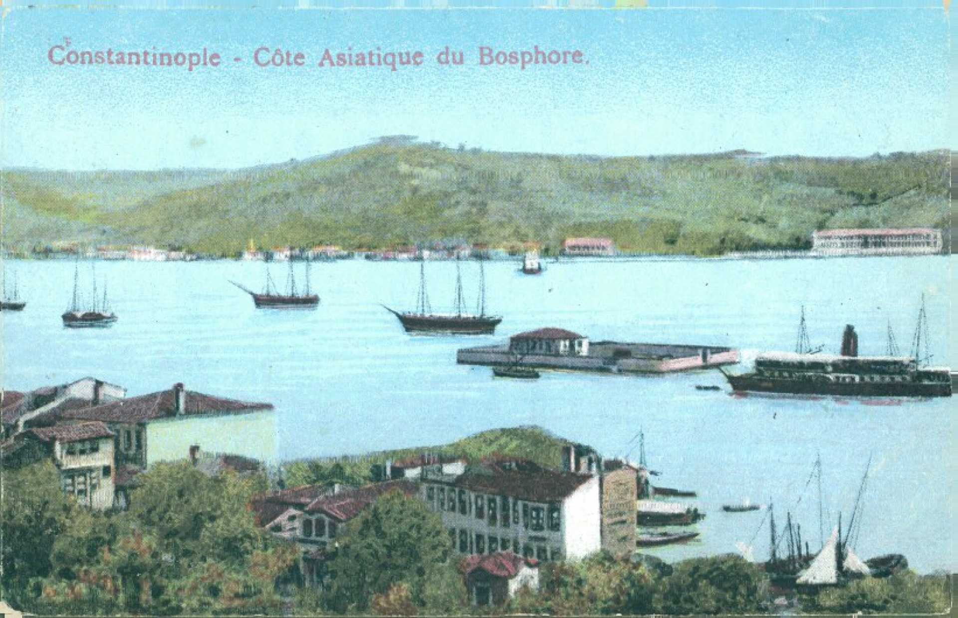Bosphorus (Bogazici)