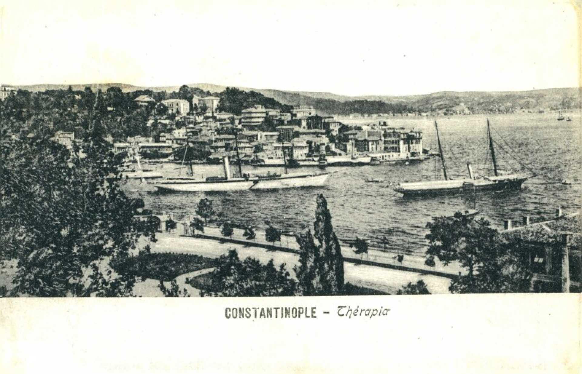 Constantinople – Therapia