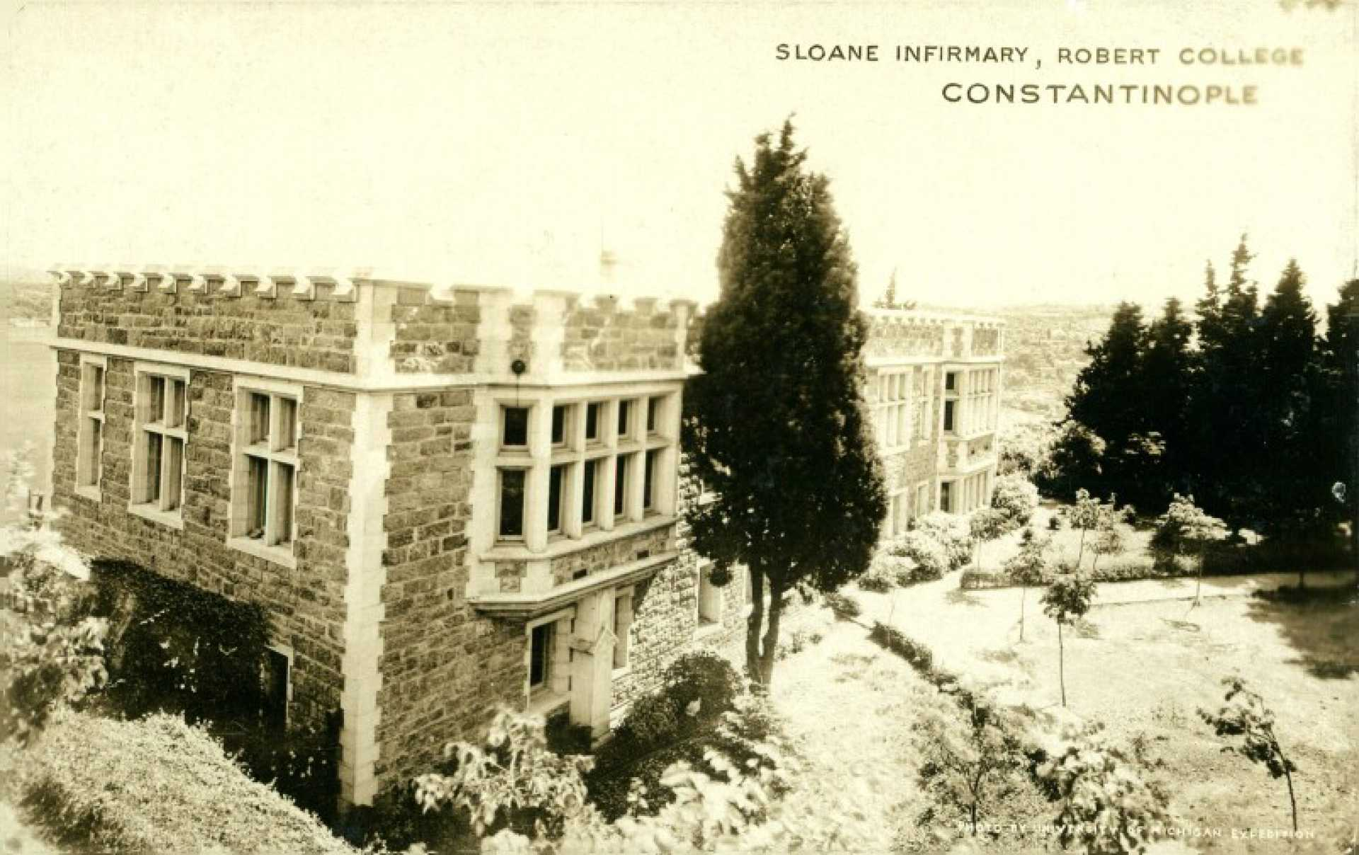 Sloane Infirmary. Robert College. Constantinople