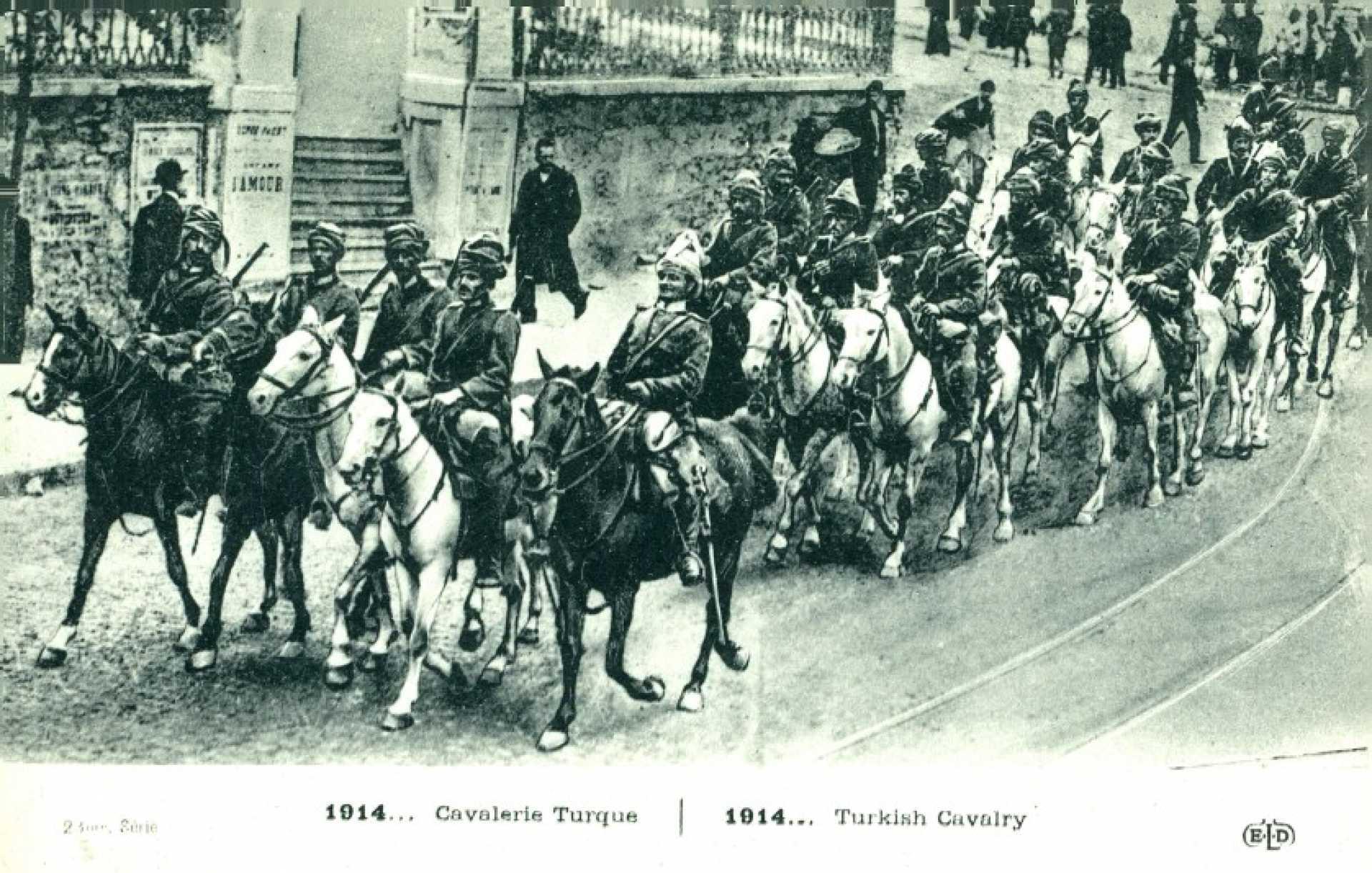 Cavalerie Turque