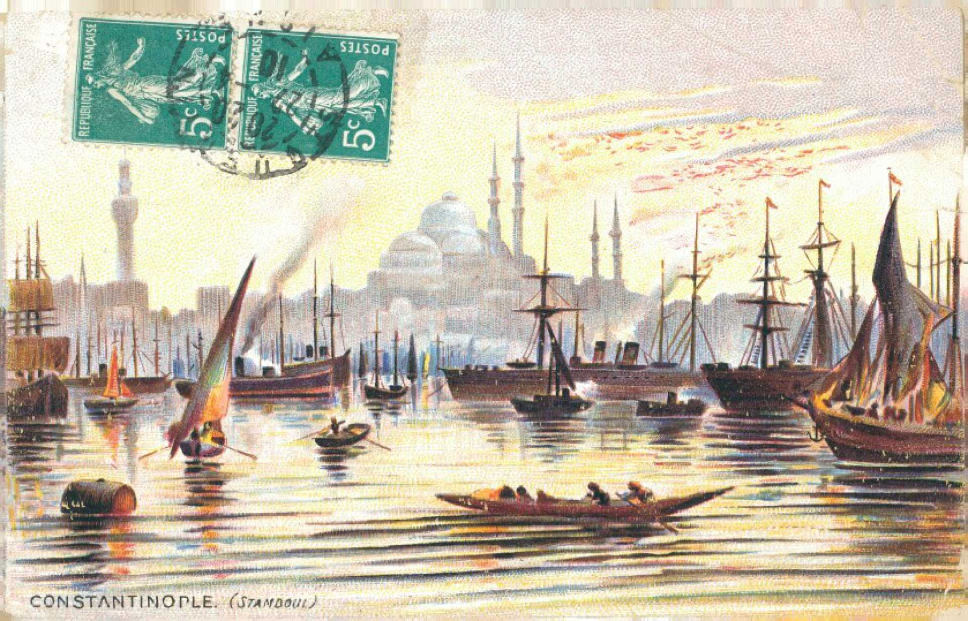 Constantinople (Stamboul)