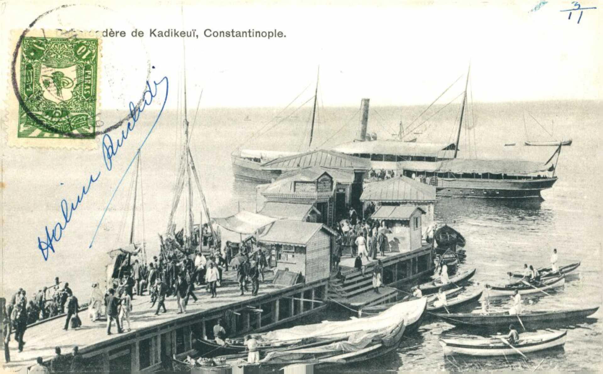 Kadikeuy. Constantinople