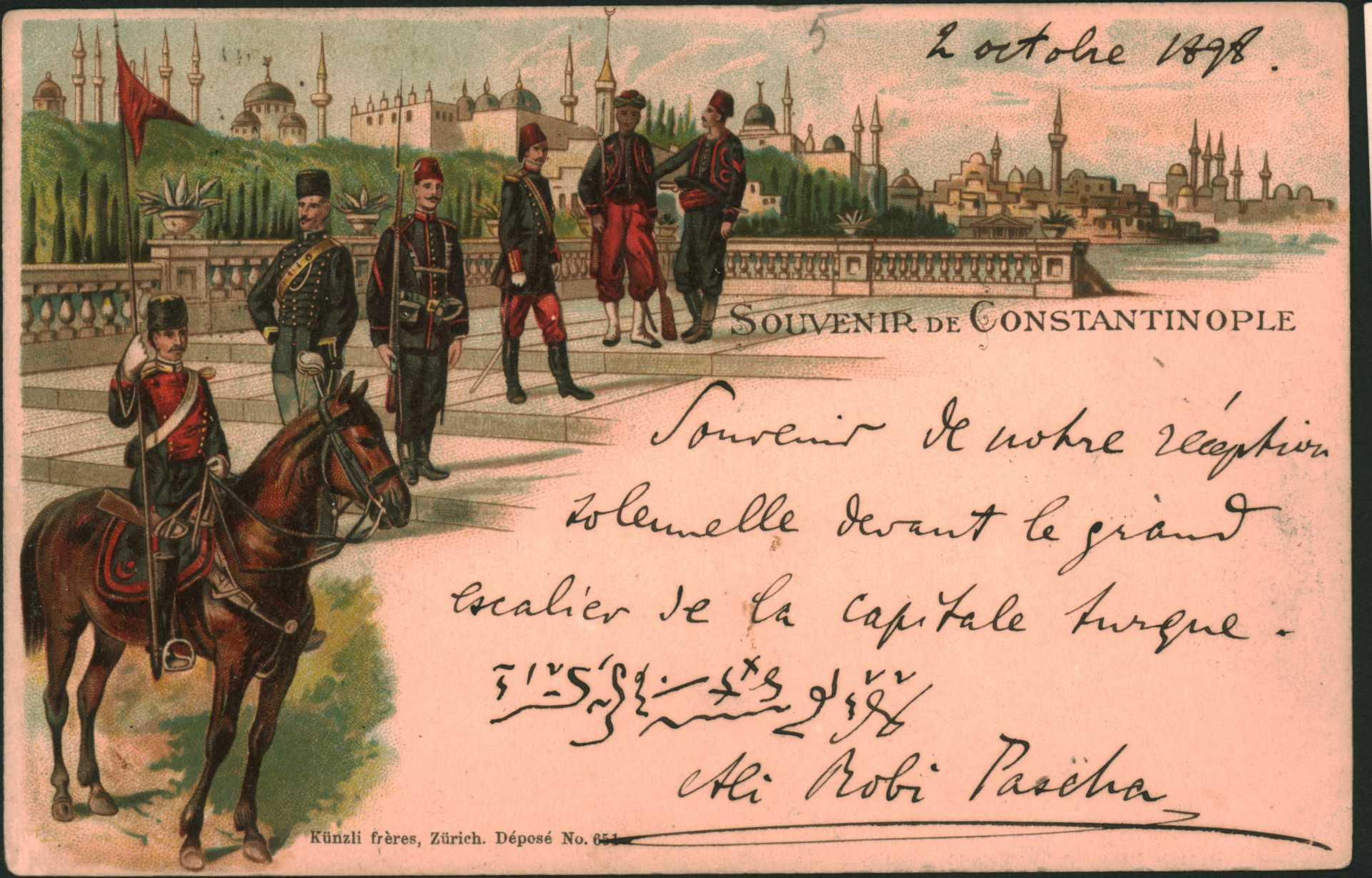 Souvenır De Constantinople