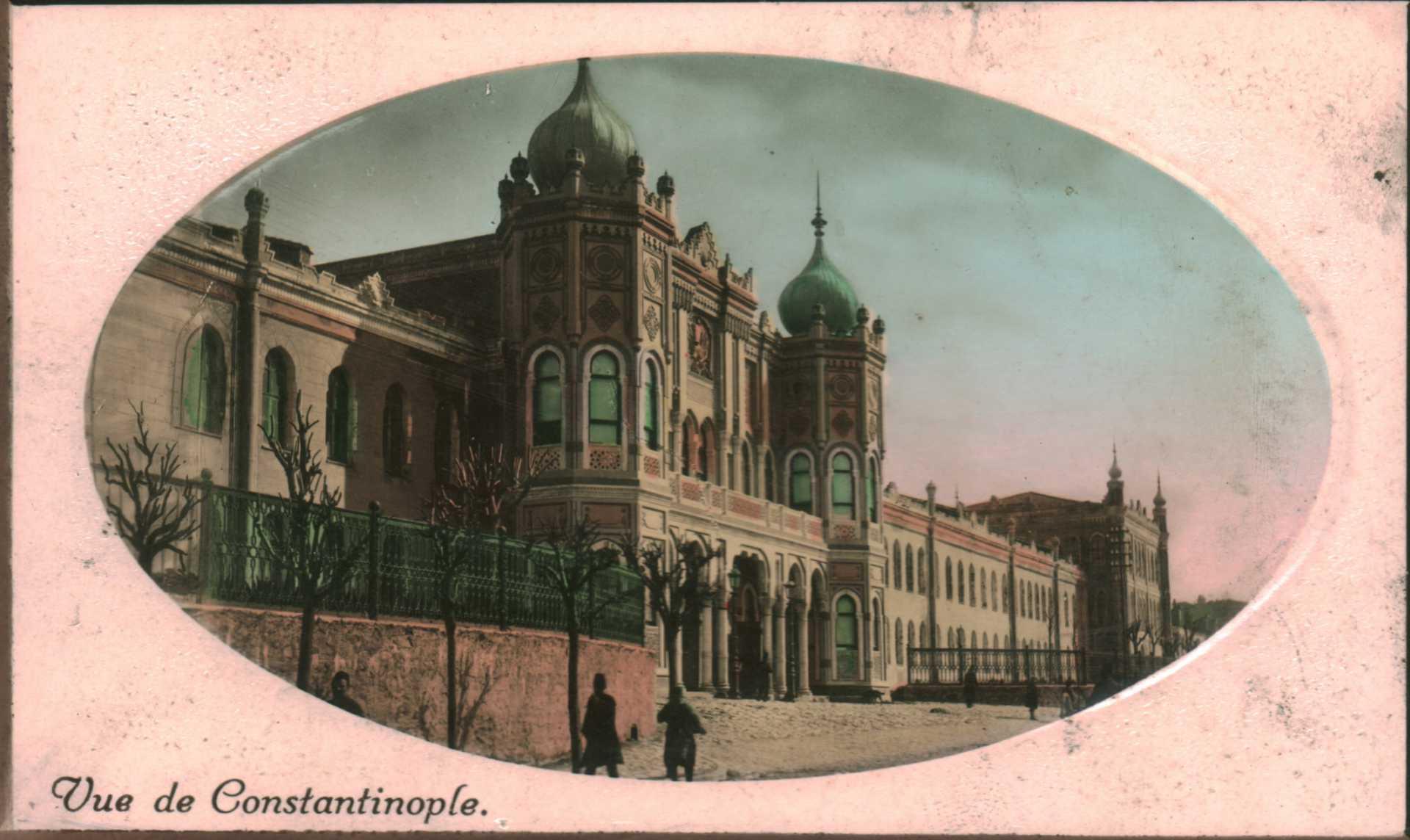 Vue de Constantinople