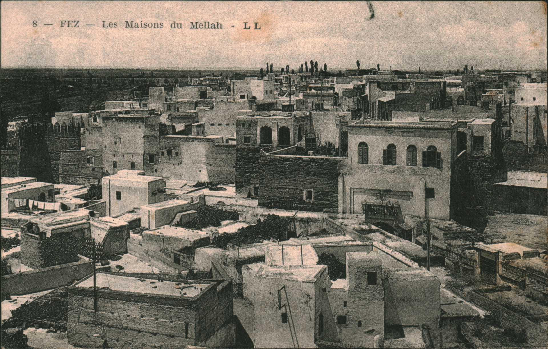 8 – Fez – Les Maisons du Mellah – LL