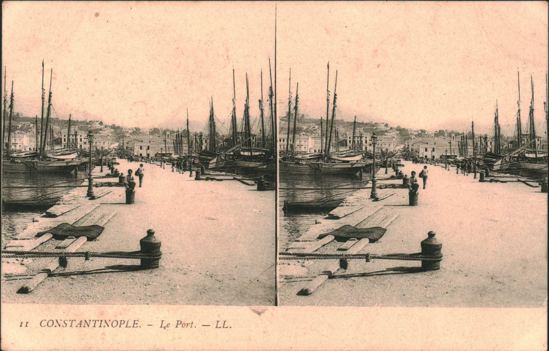 ll Constantinople – Le Port – LL
