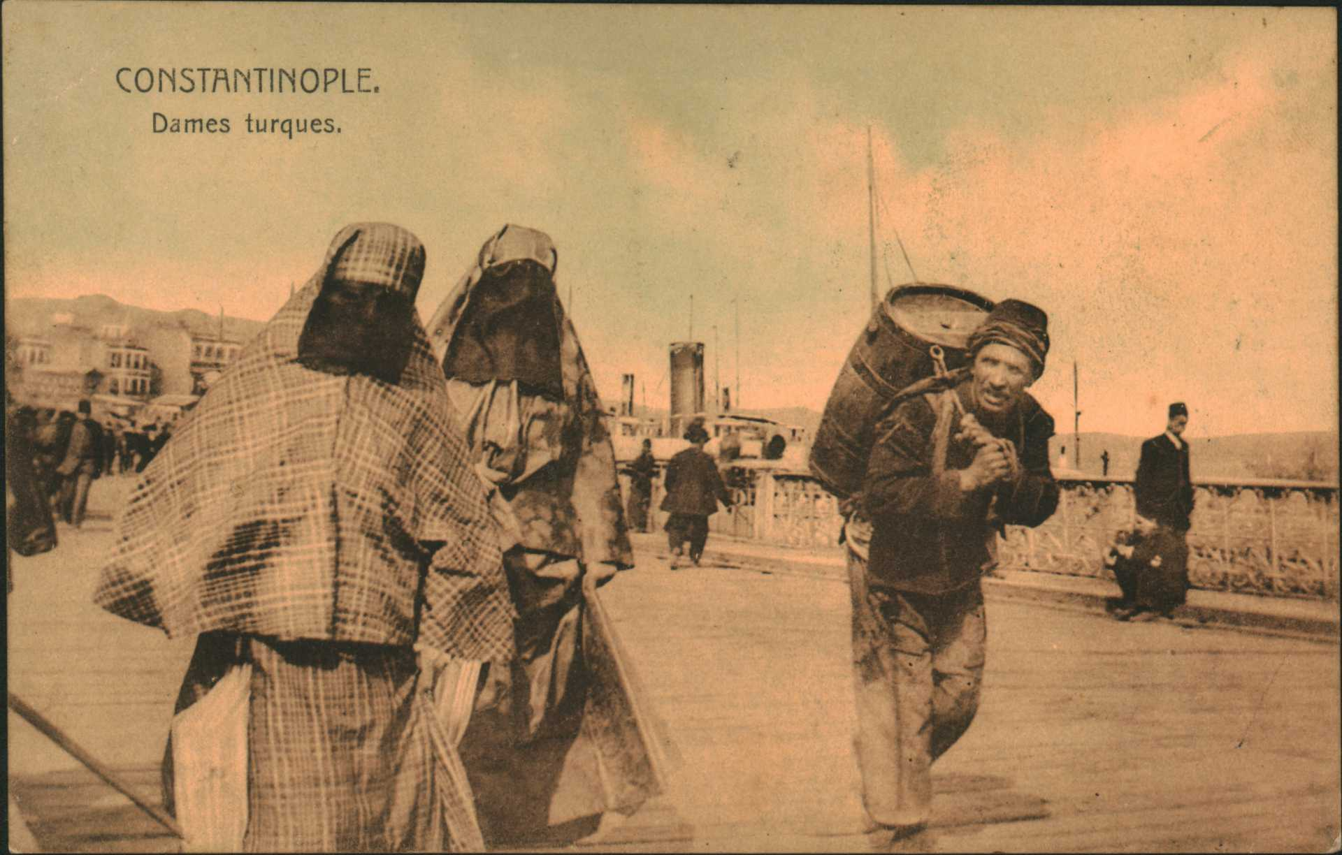 Constantinople – Dames turques